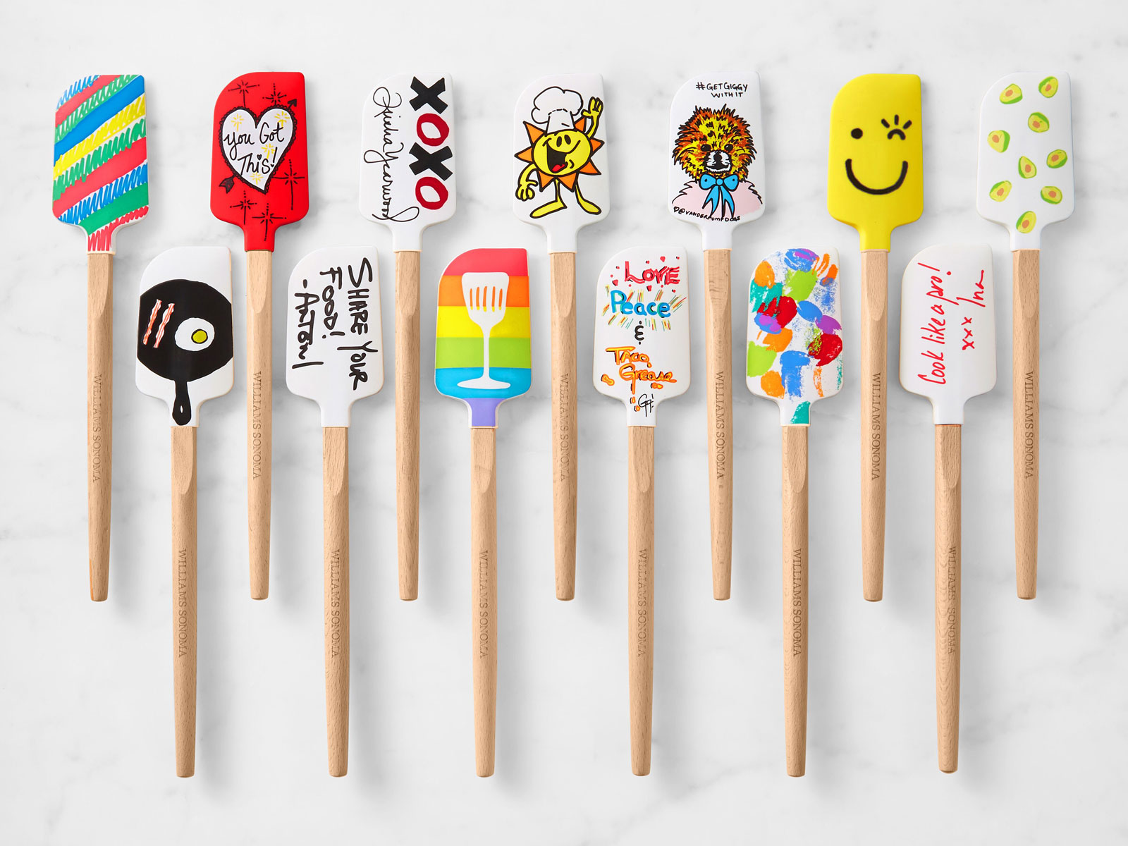 no kid hungry spatulas