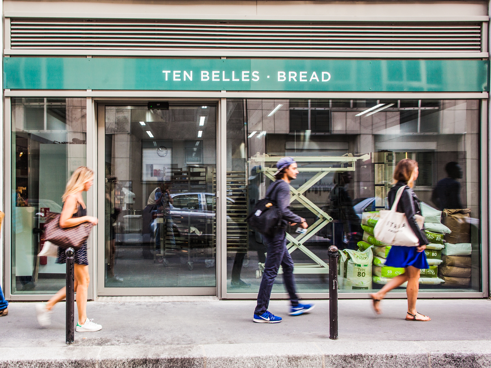 Paris Sourdough Ten Belles