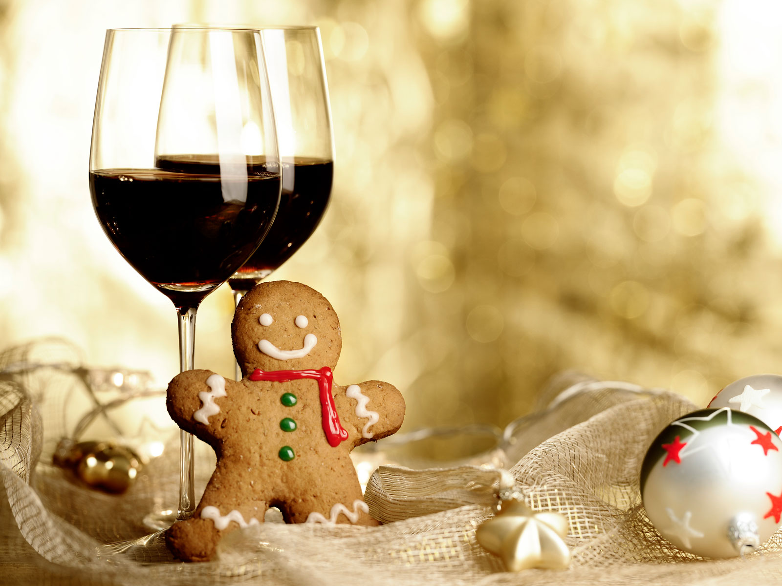 wine pairings for holiday cookies
