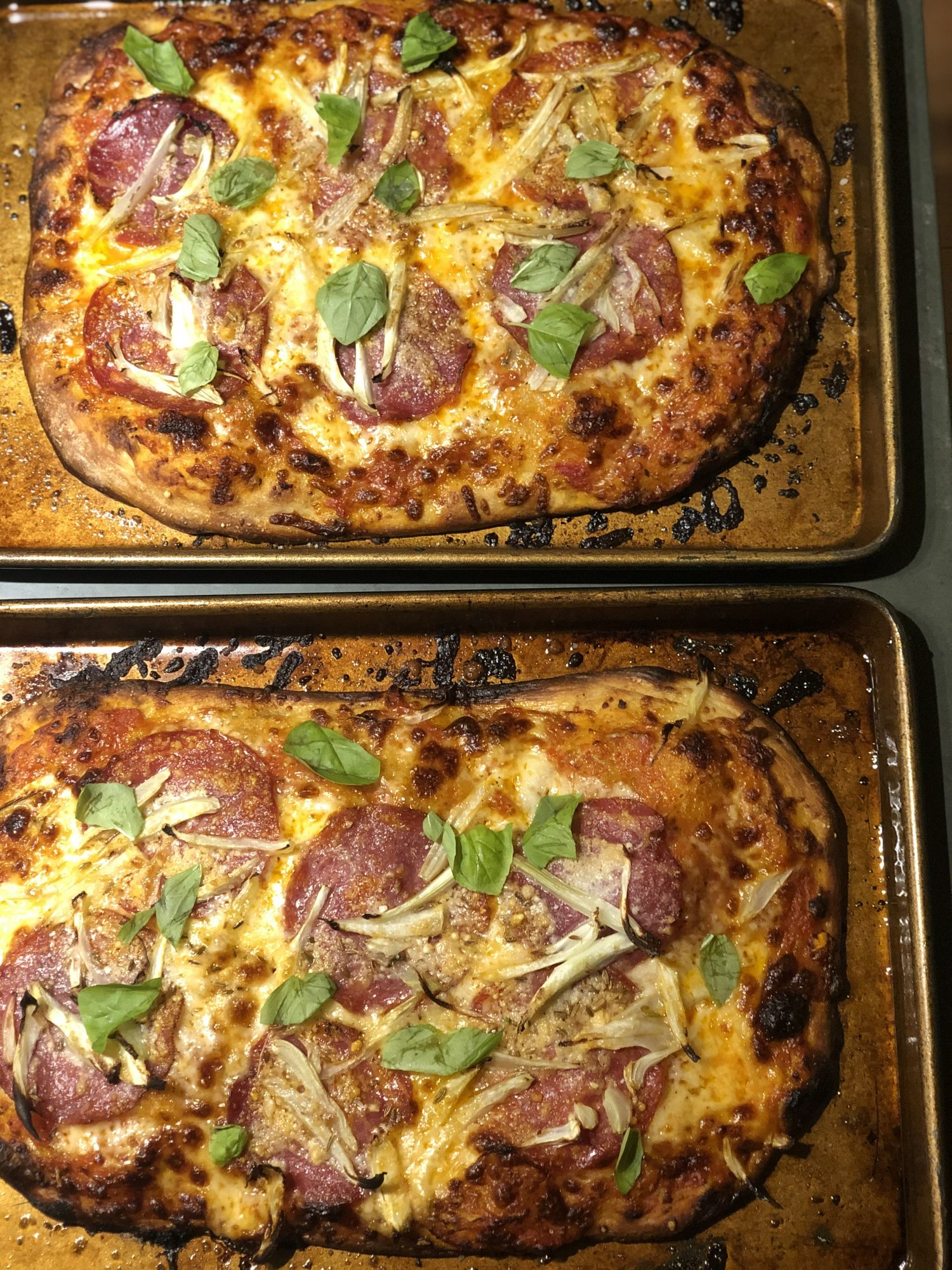 Sheet Pan Pizza Is the Ultimate Weeknight Dinner Move