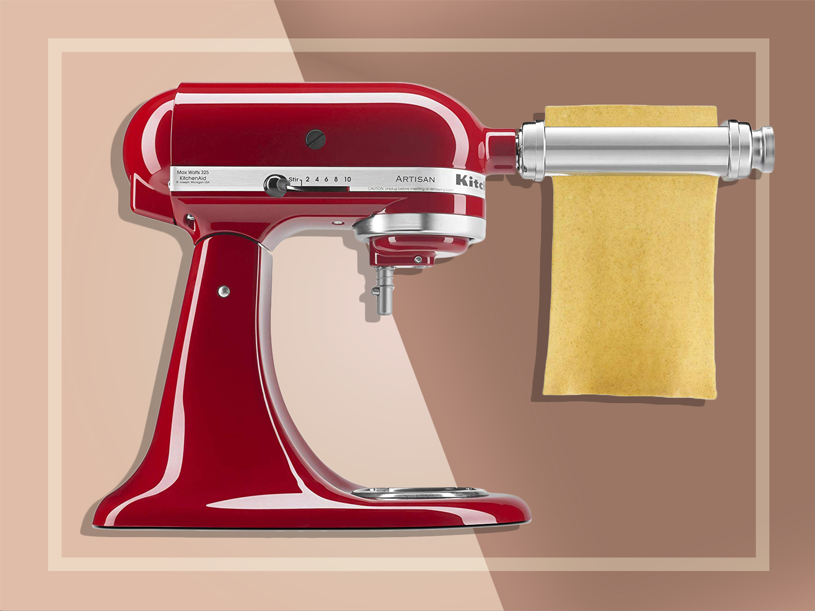 KitchenAid Pasta Roller Cutter