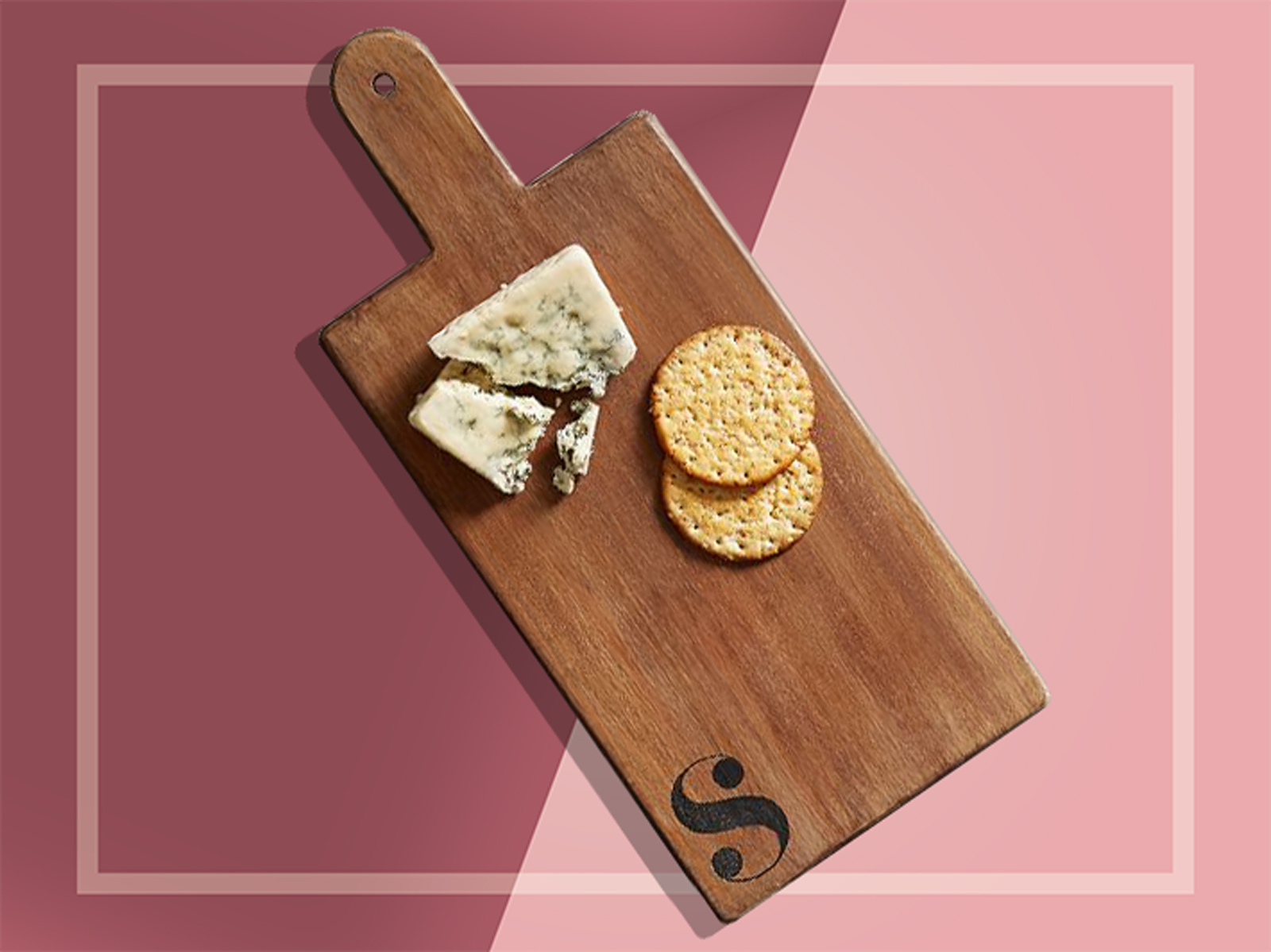 Pottery Barn cheese board