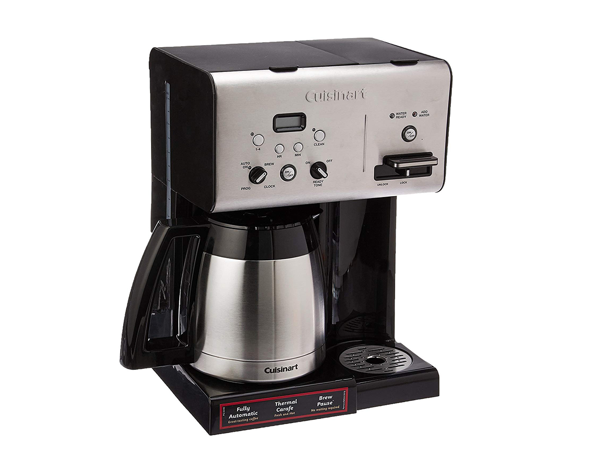 Cuisinart CHW-14 Coffee Plus 10-Cup Thermal