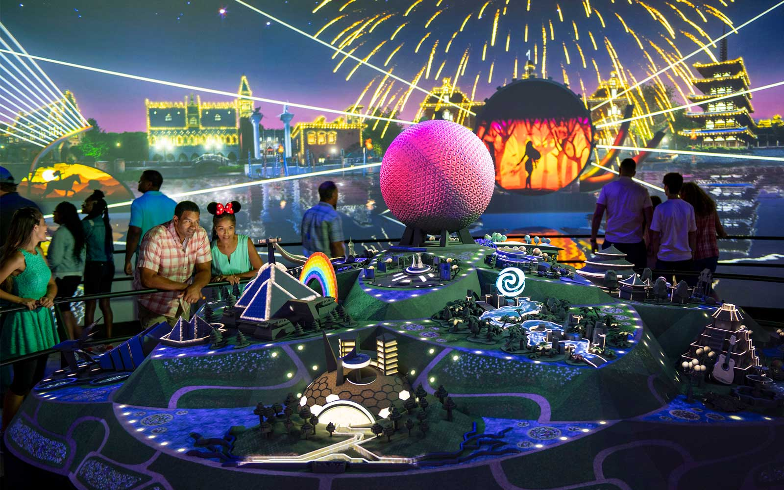 Exhibit of transformation coming to Epcot at Walt Disney World