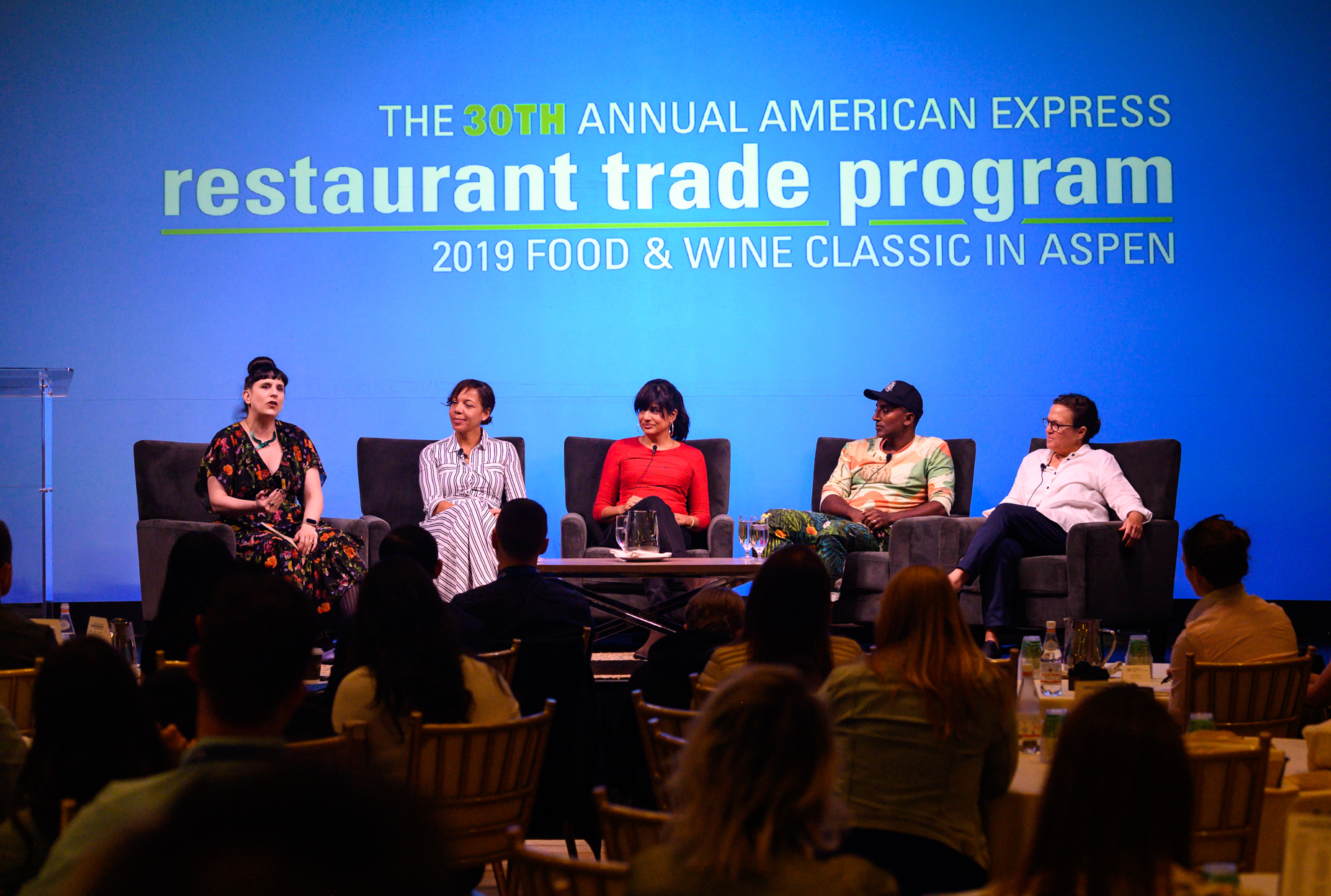 Food & Wine Classic Aspen Restaurant Trade Program