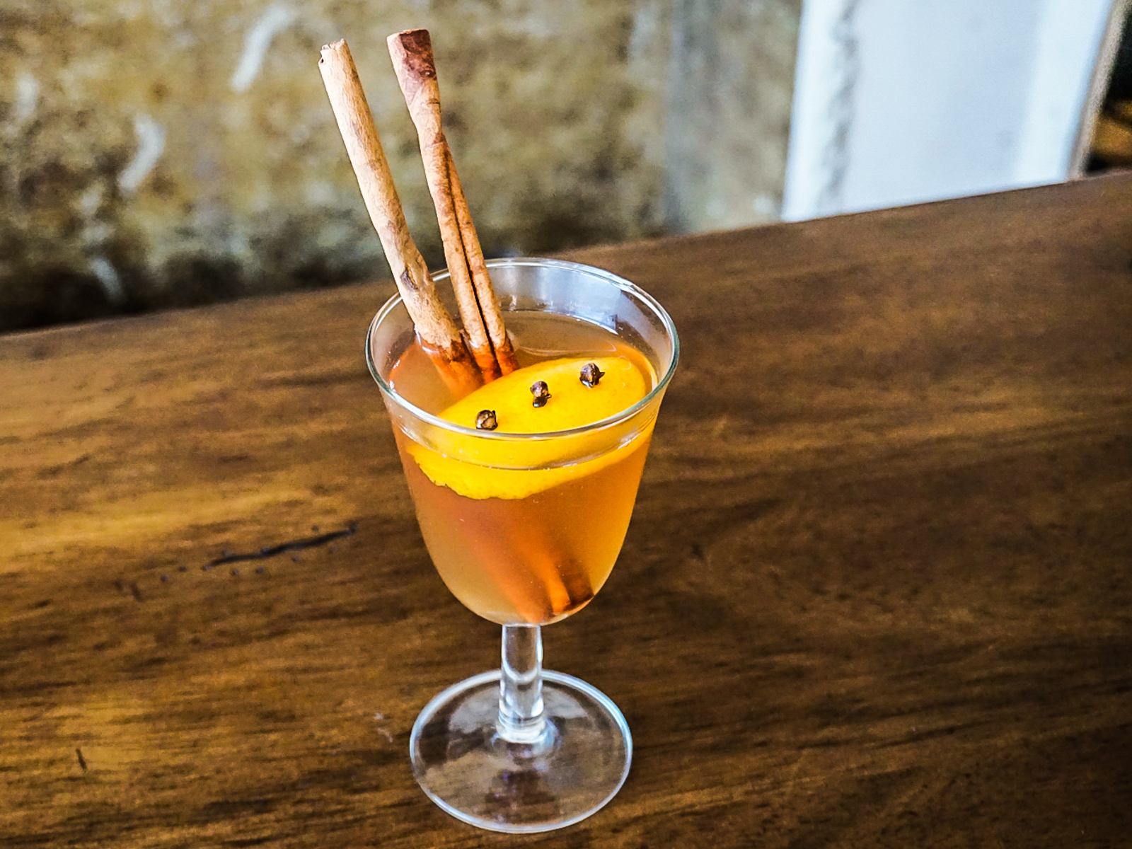Hot Ginger Cocktails | Ginger Cinnamon Tequila
