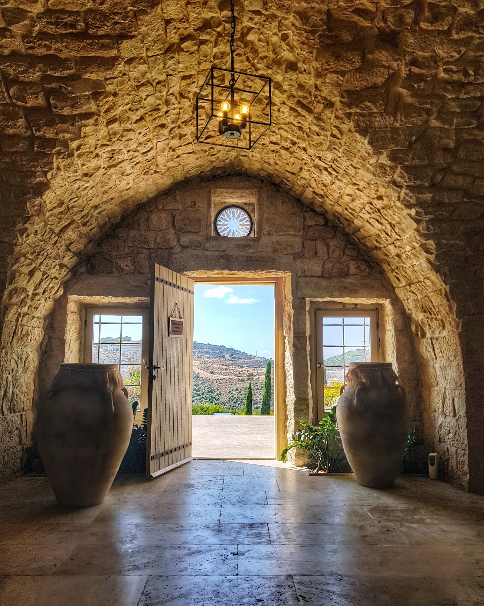 Lebanon Wine IXSIR Winery