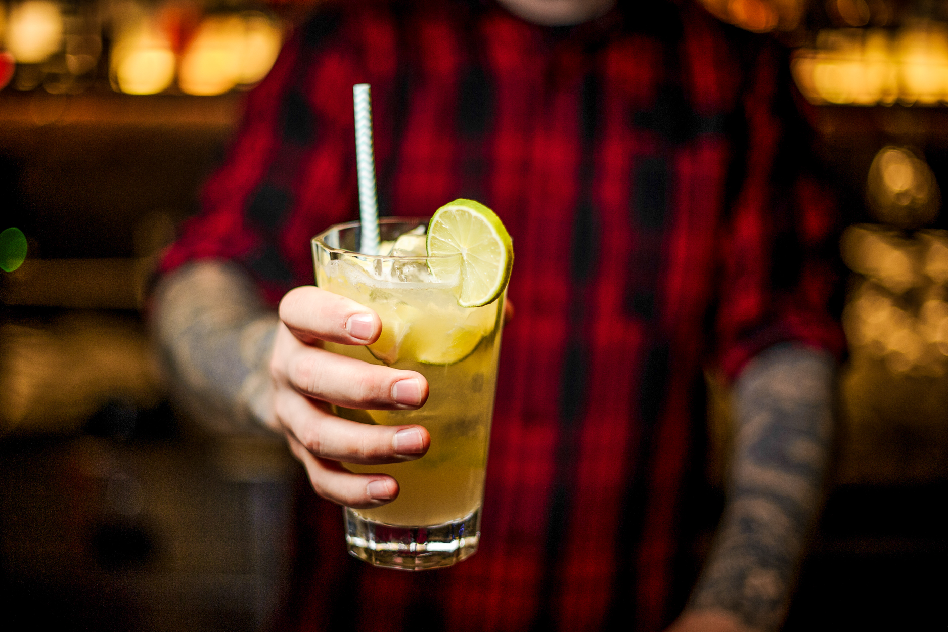 The Non-Alcoholic Cocktails That Food & Wine Staff Actually Drink