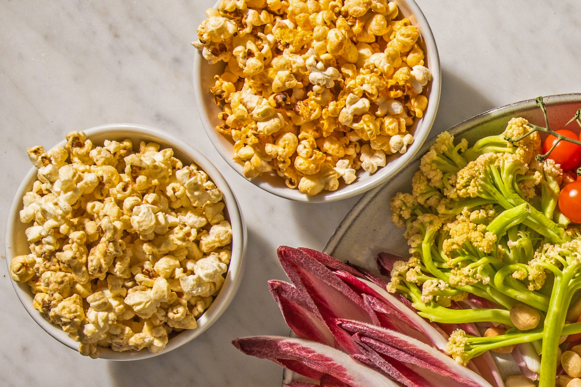 Super Bowl Wing Popcorn