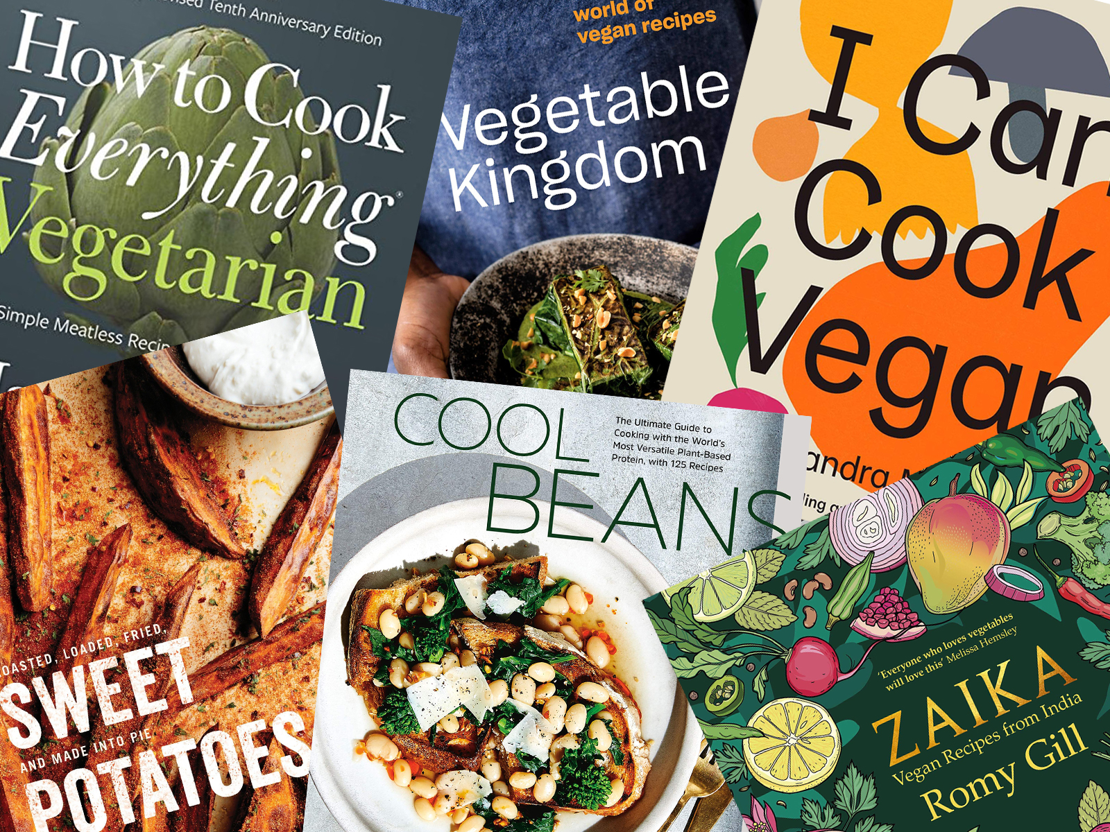 Vegetarian Cookbooks 2020