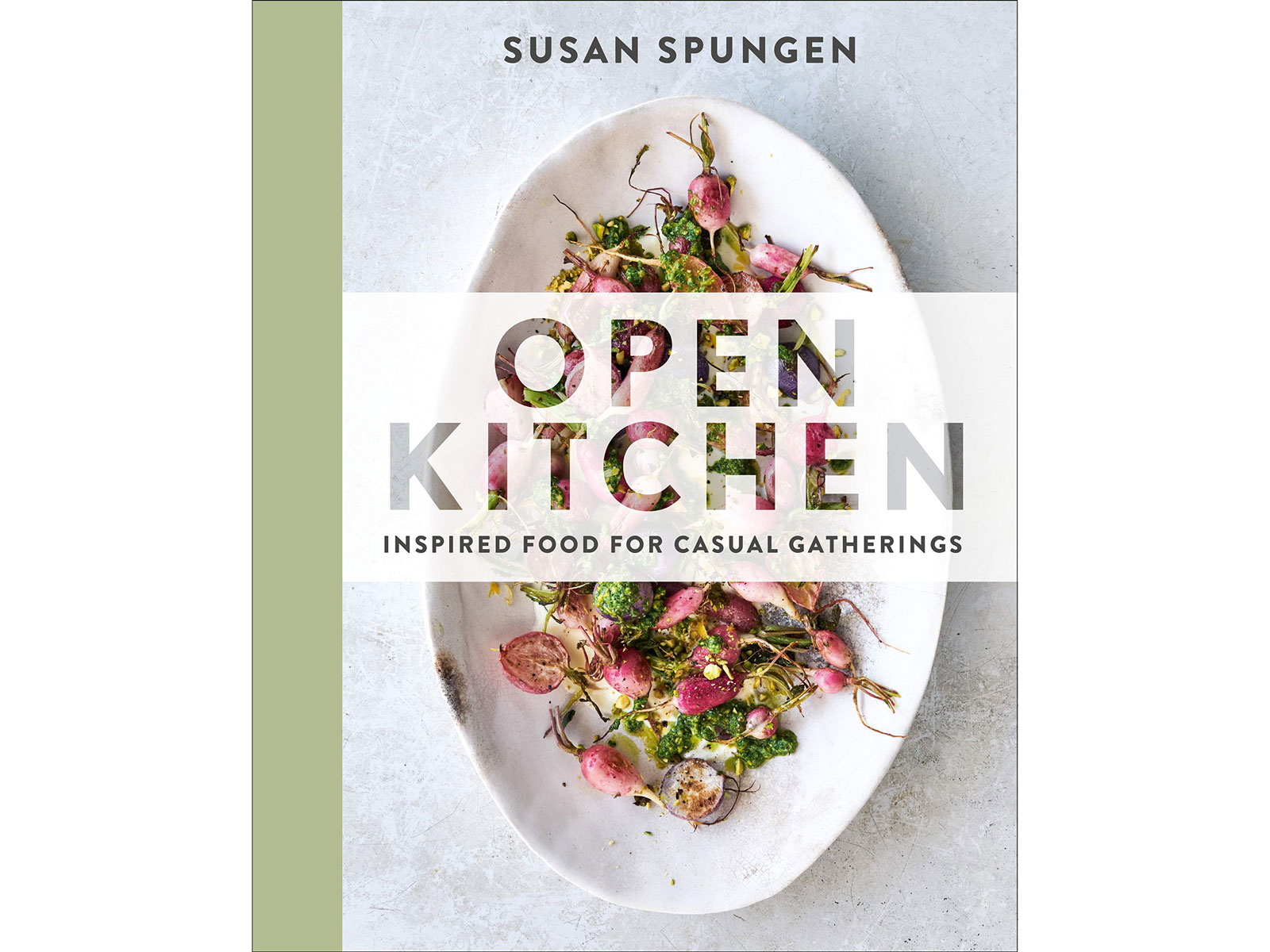 Open Kitchen by Susan Spungen