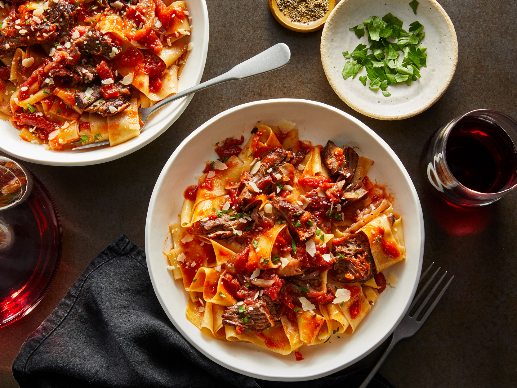 Beef Ragu with Pappardelle Recipe