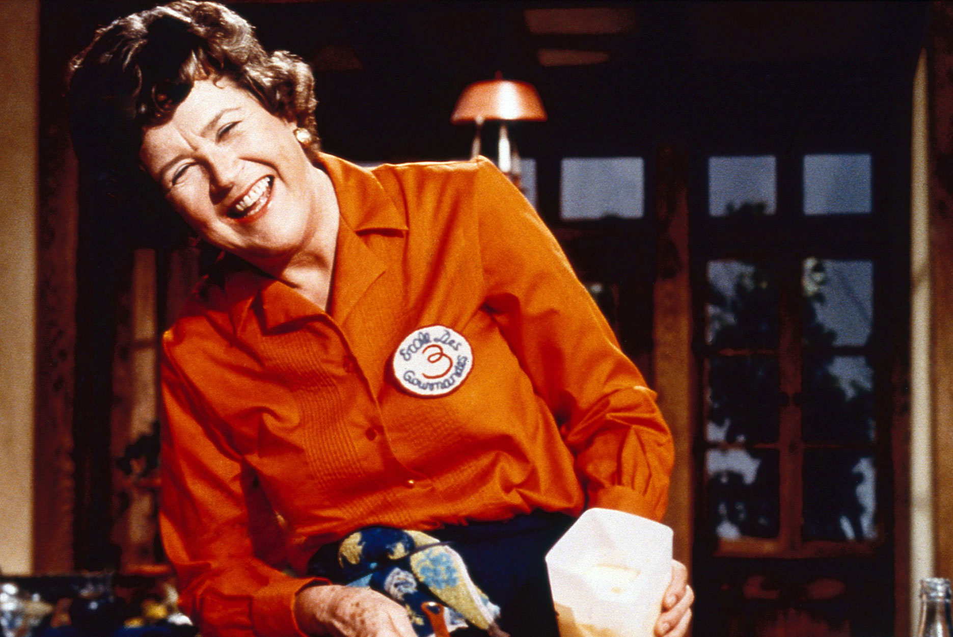 Dishing with Julia Child PBS