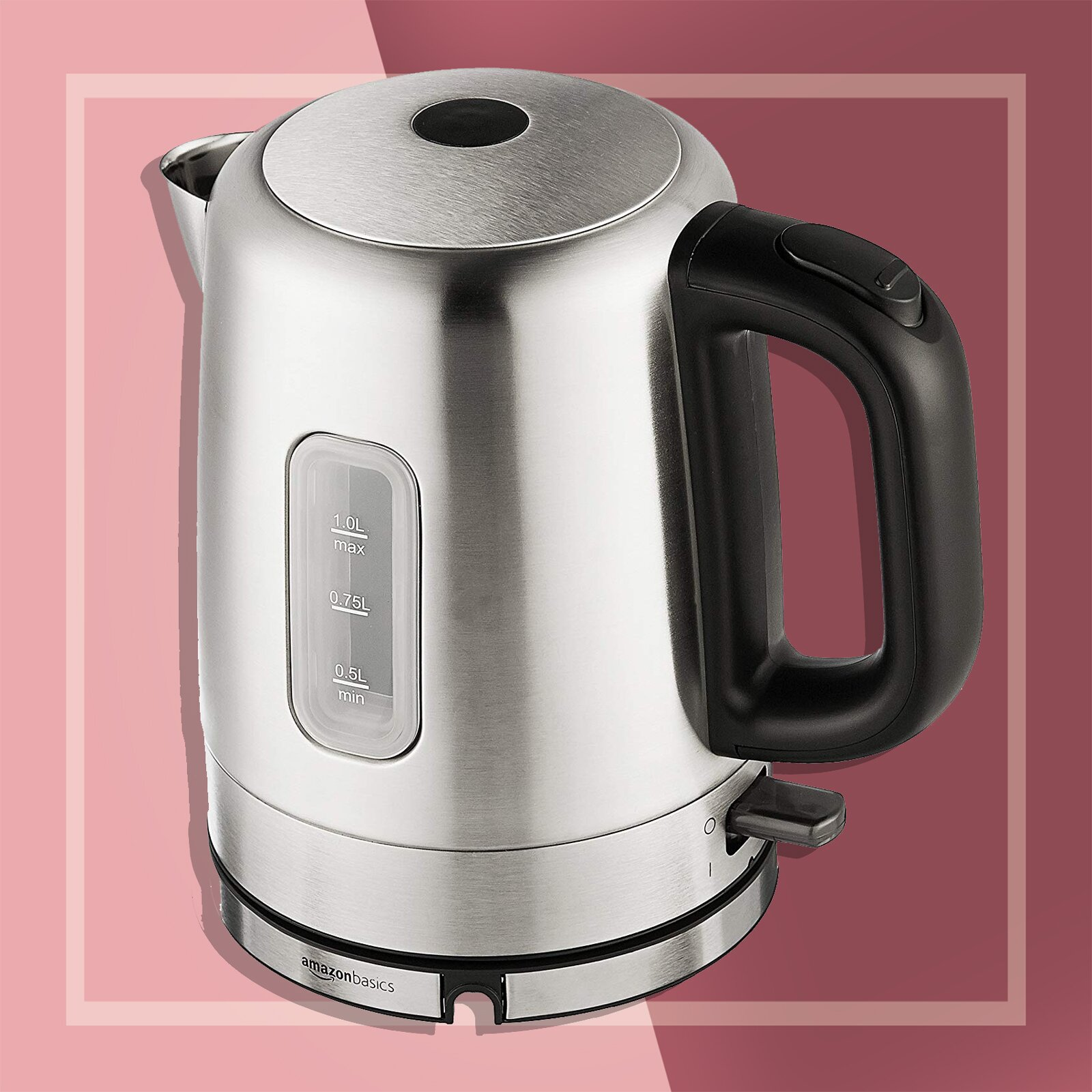 Amazon Basics Electric Kettle