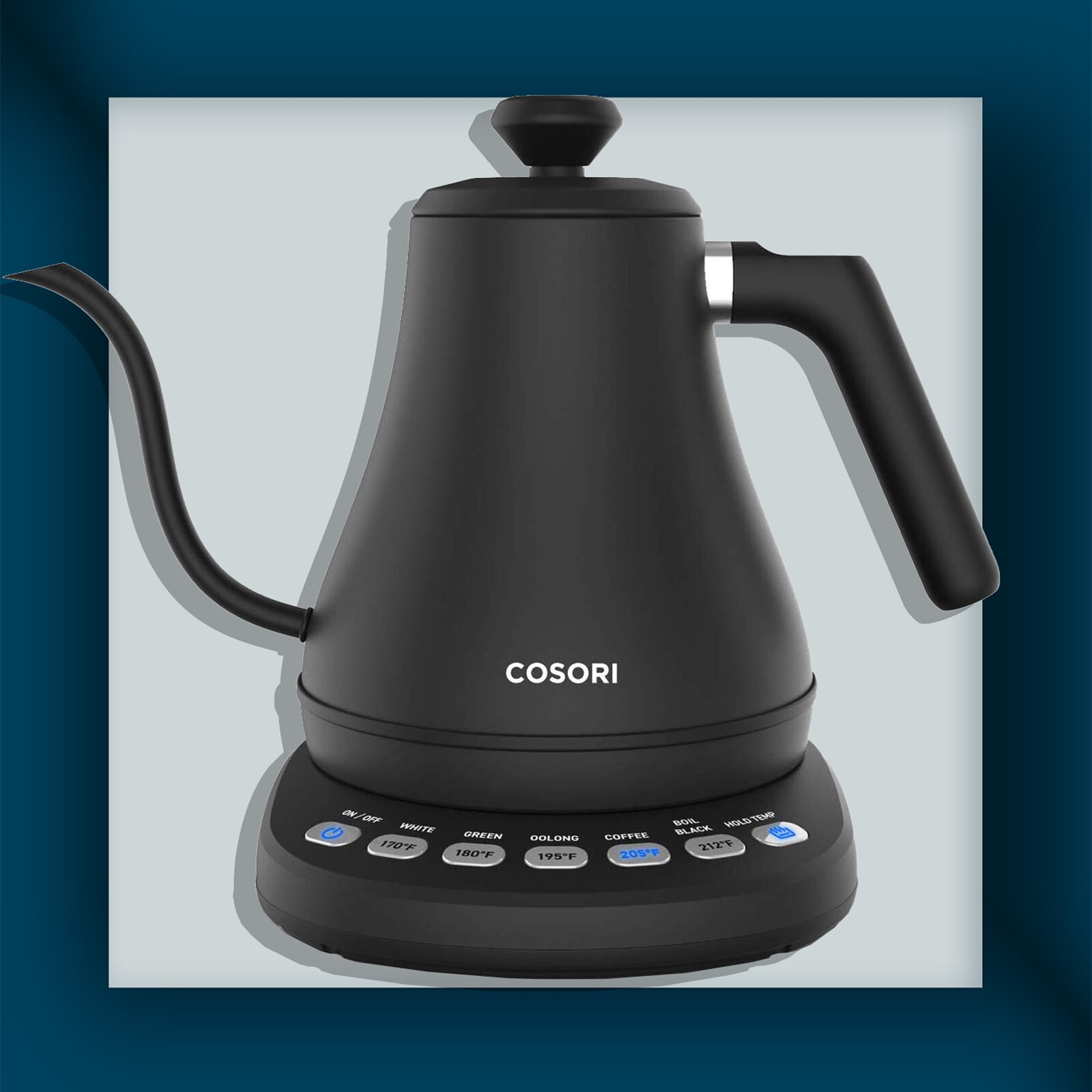 Cosori Electric Gooseneck Kettle