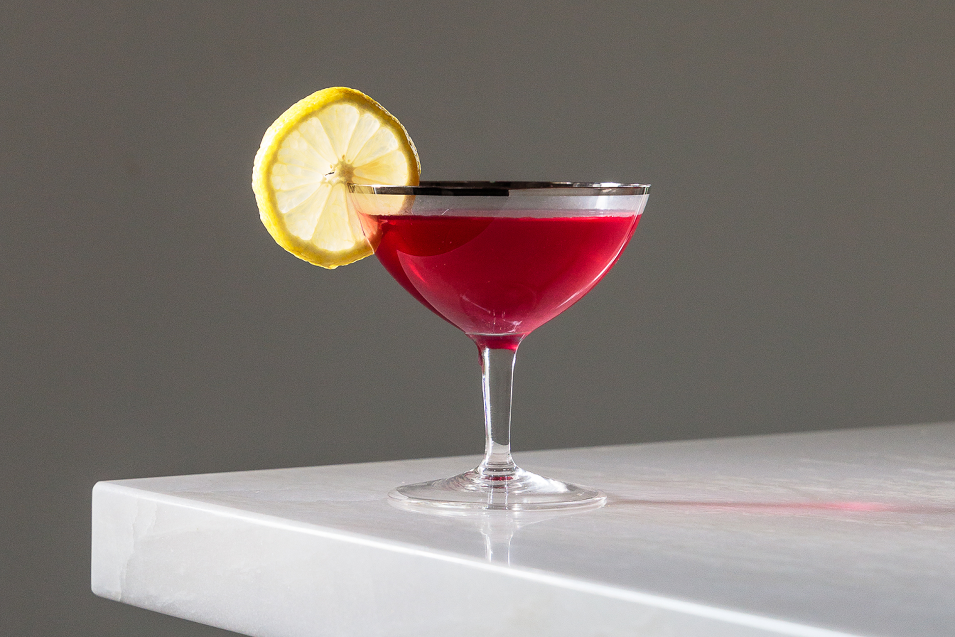 Beet and Lemon Shrub Recipe