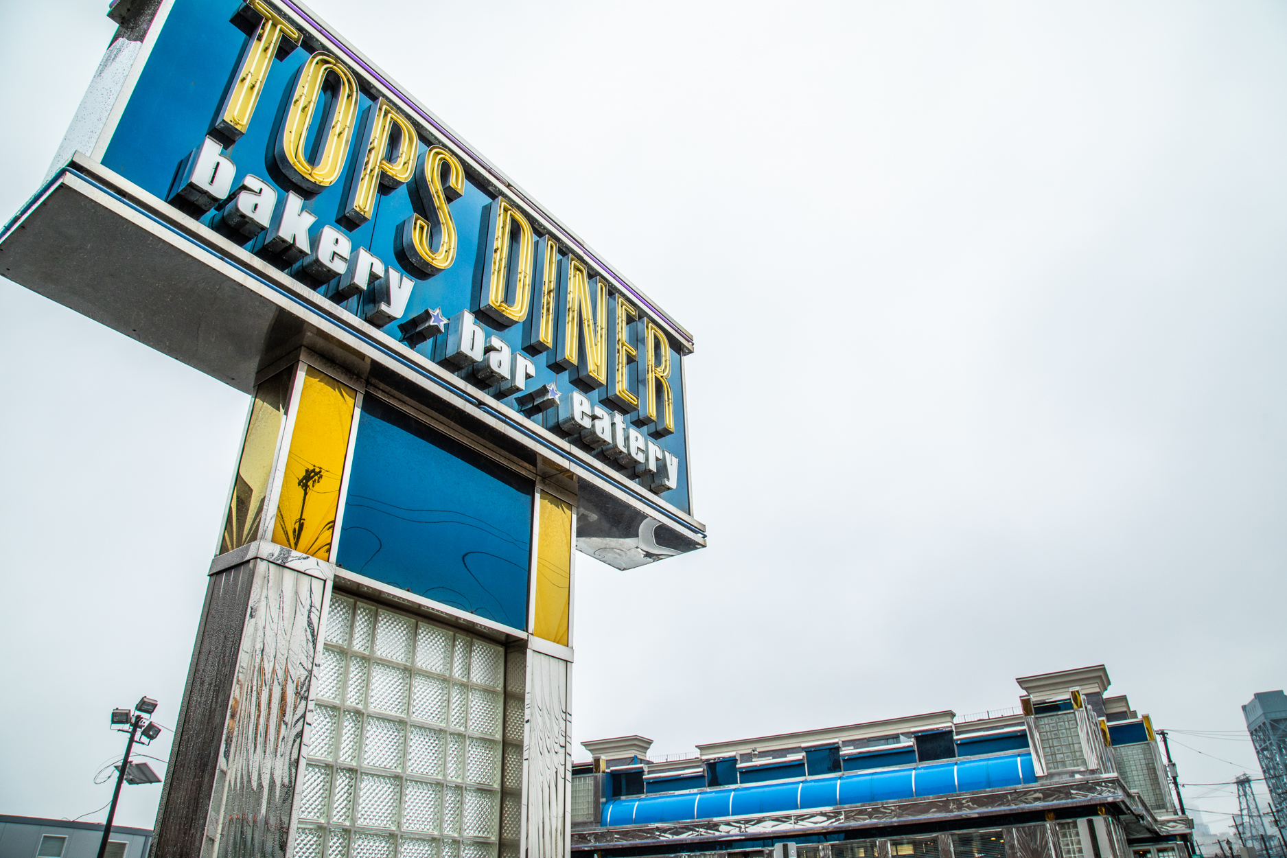 Tops Diner New Jersey