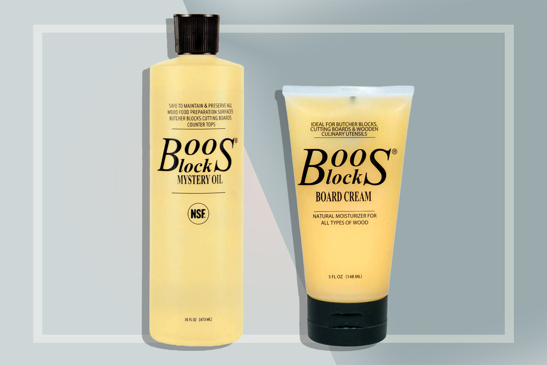 Boos Block Cream Makes Boards Look Brand New