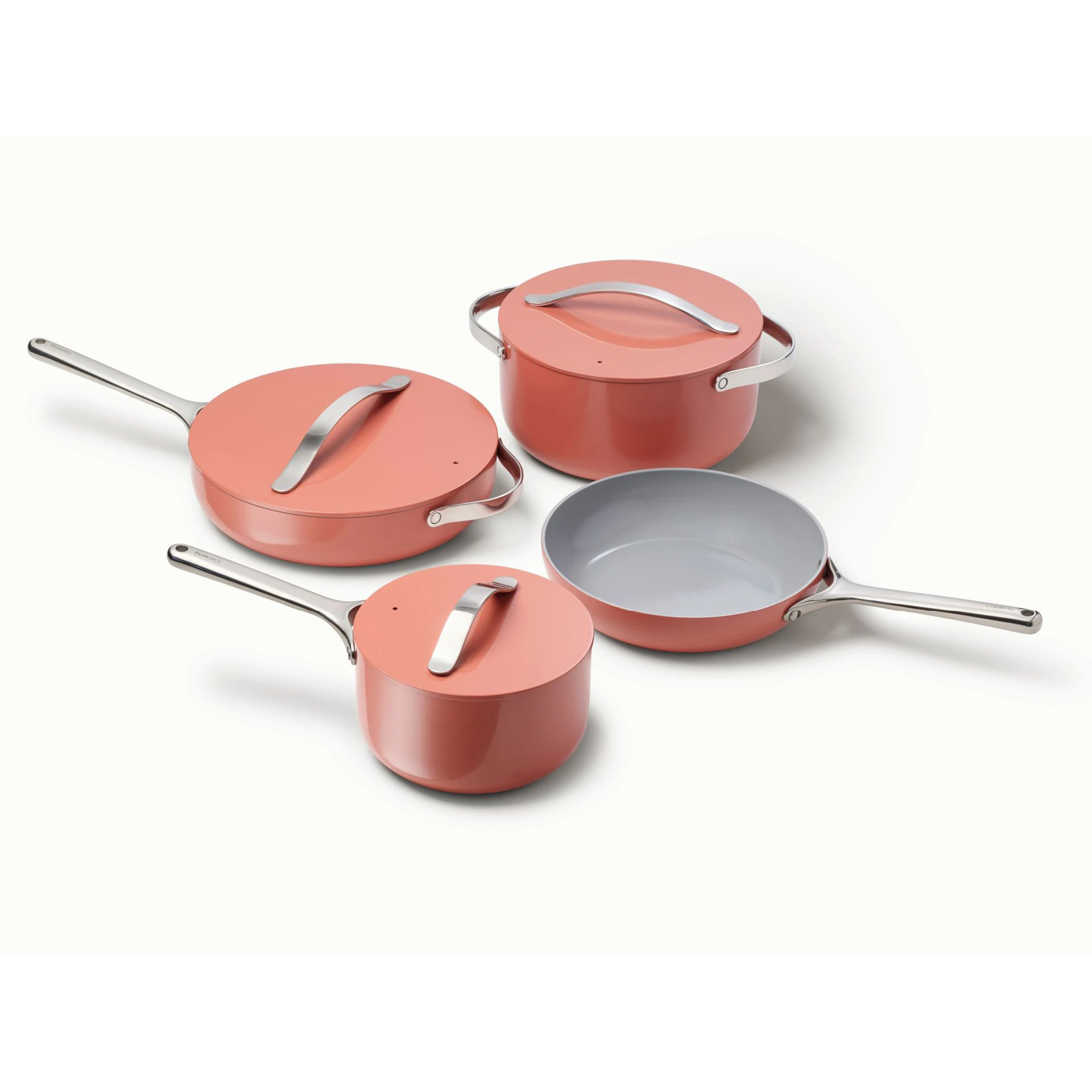Caraway Perracotta Cookware Set