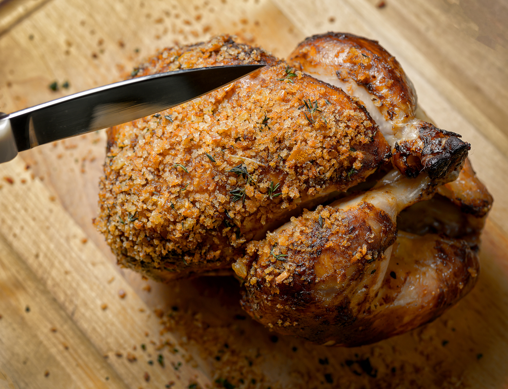 Citrin Whole Roasted Dirty Chicken