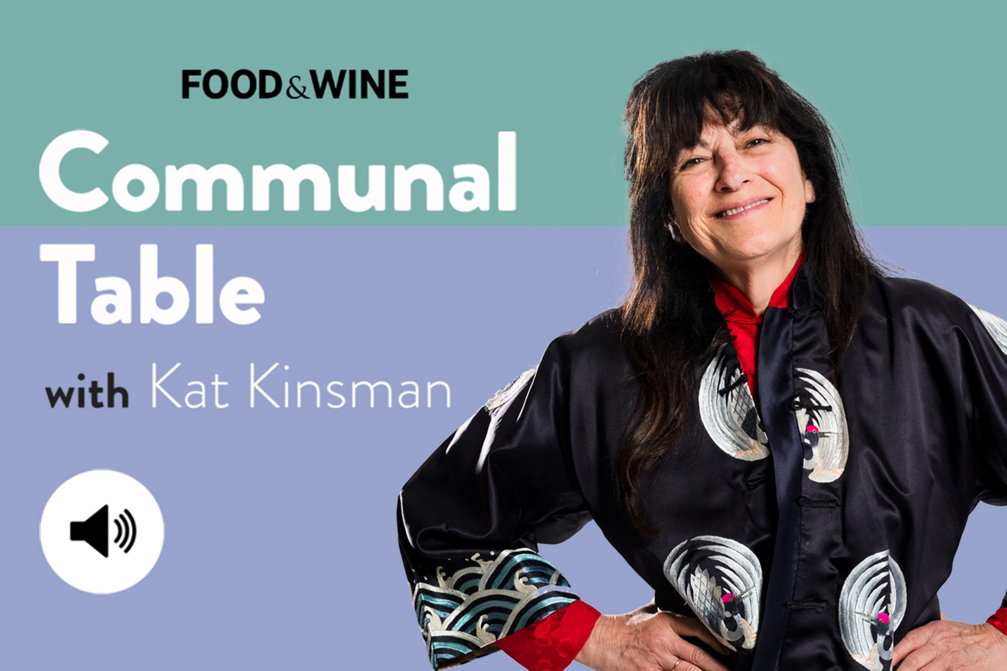 Communal Table with Kat Kinsman featuring Ruth Reichl
