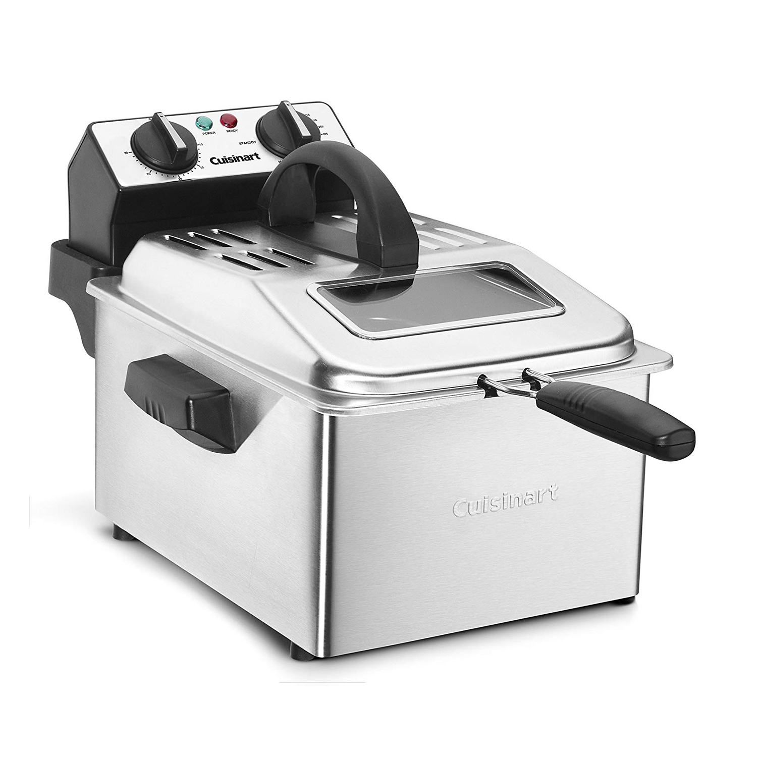 Cuisinart CDF-200 Deep Fryer, 4 Quart