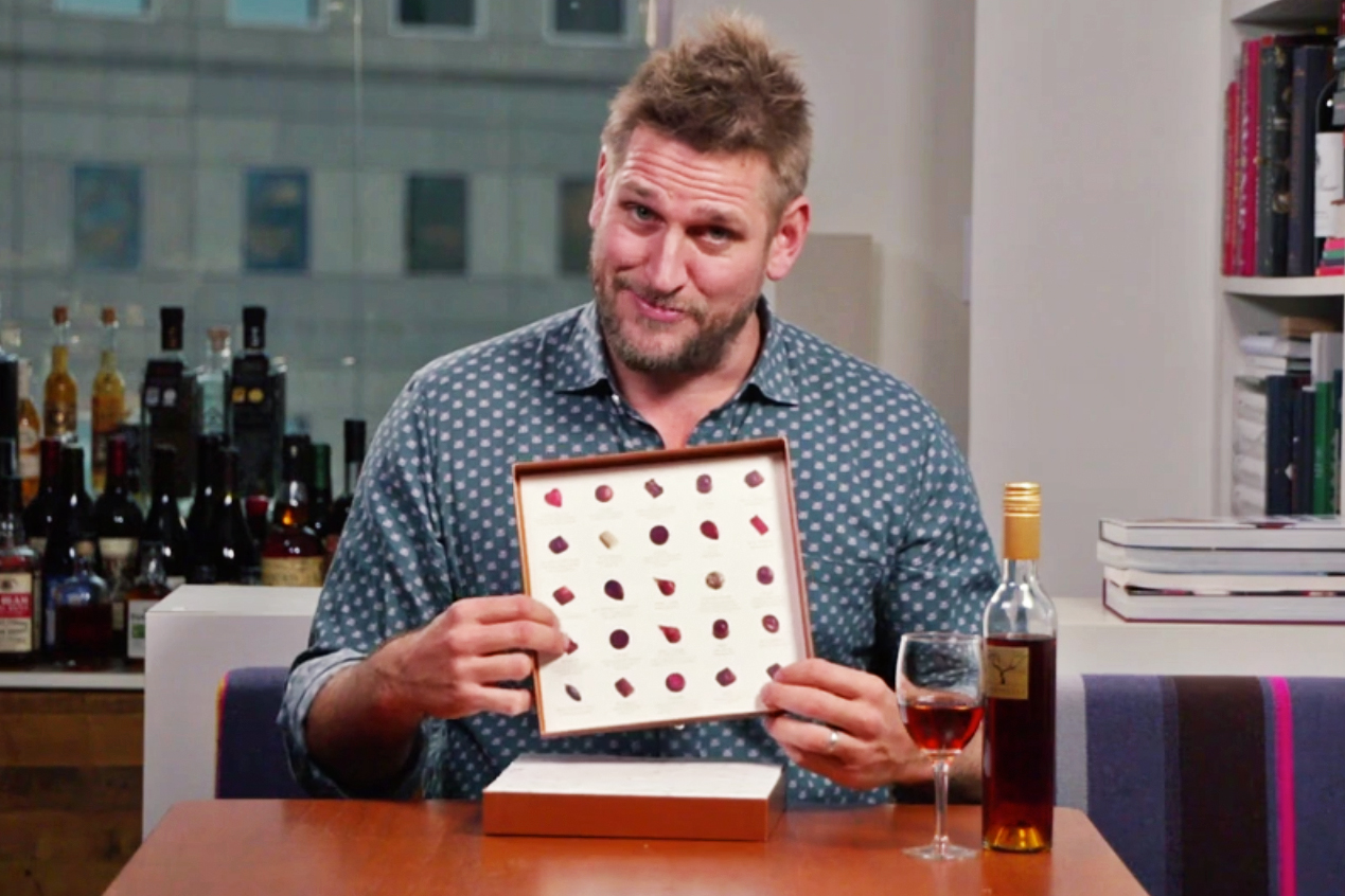 Curtis Stone Expert Chocolate Test