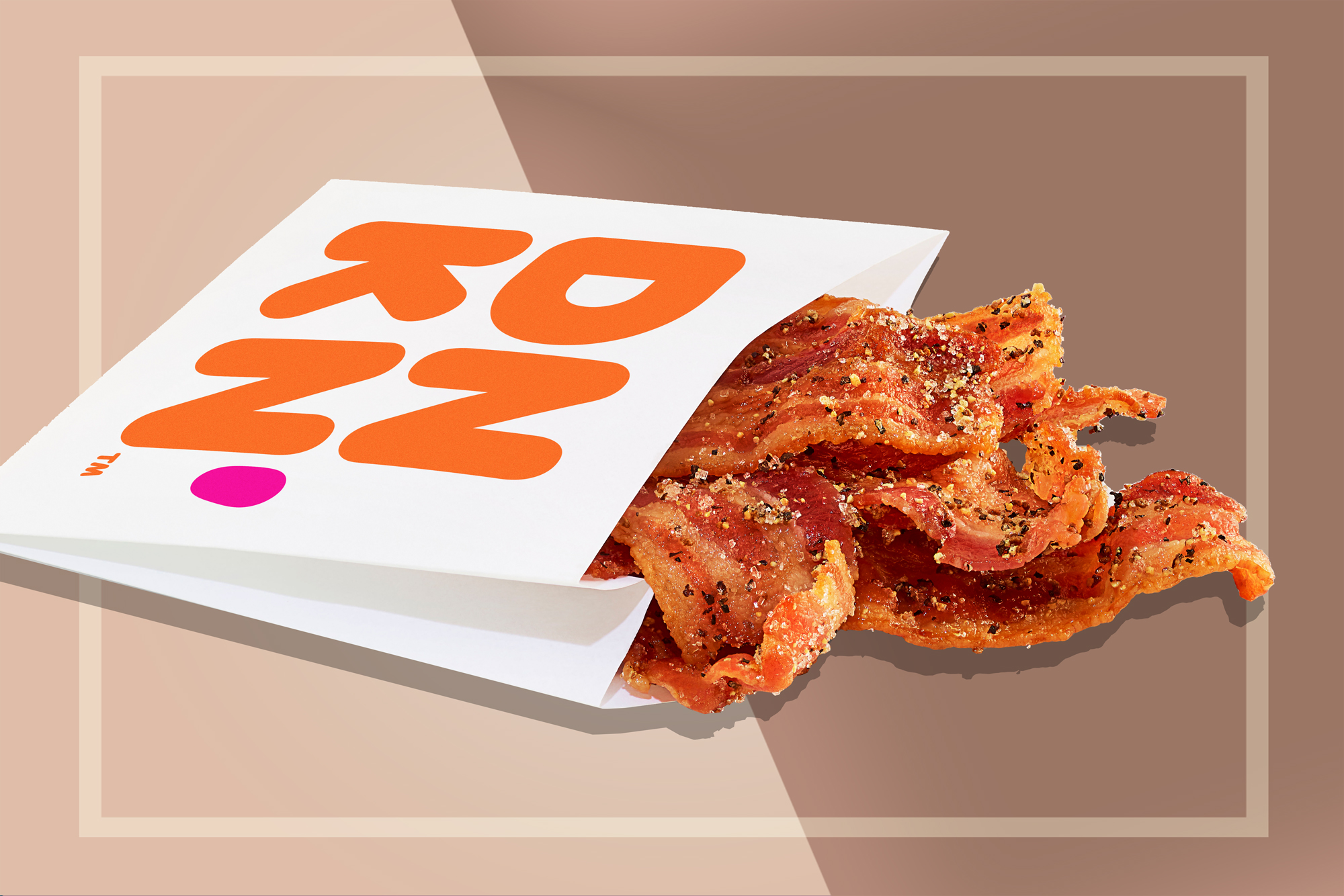 Dunkin' Snacking Bacon