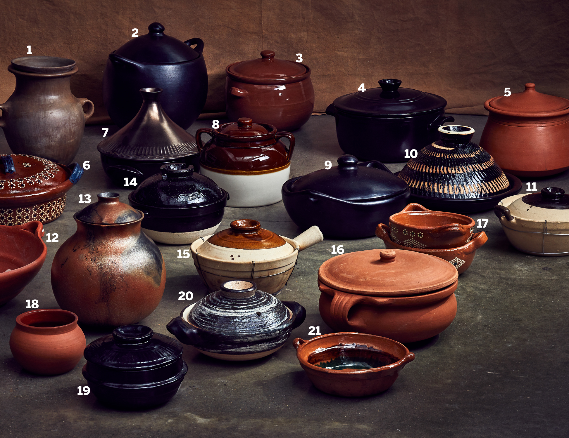 How to get started with clay pot cooking