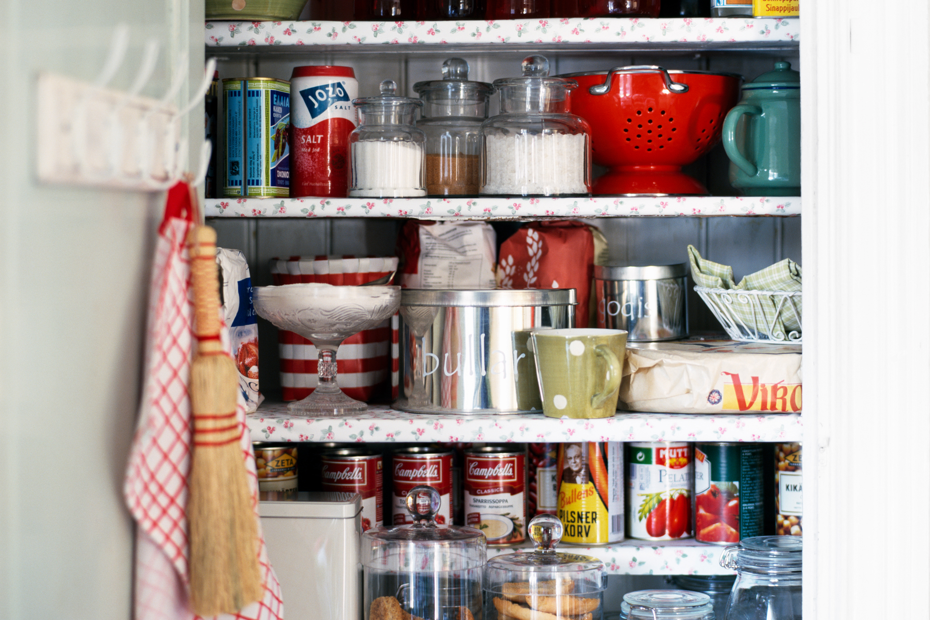 How to Stock Your Kitchen If You're Worried About Coronavirus