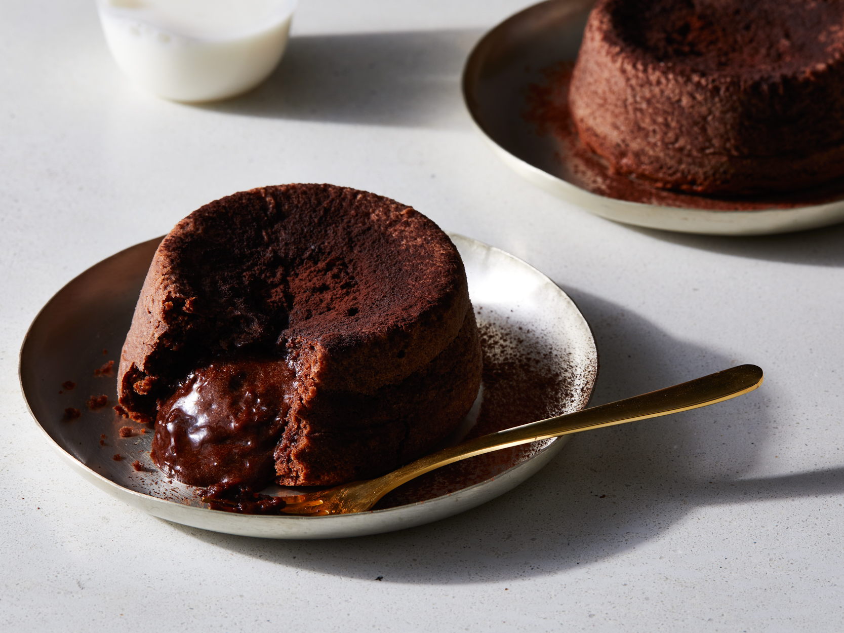 The Best Valentine's Day Dessert Is Still Molten Chocolate Cake