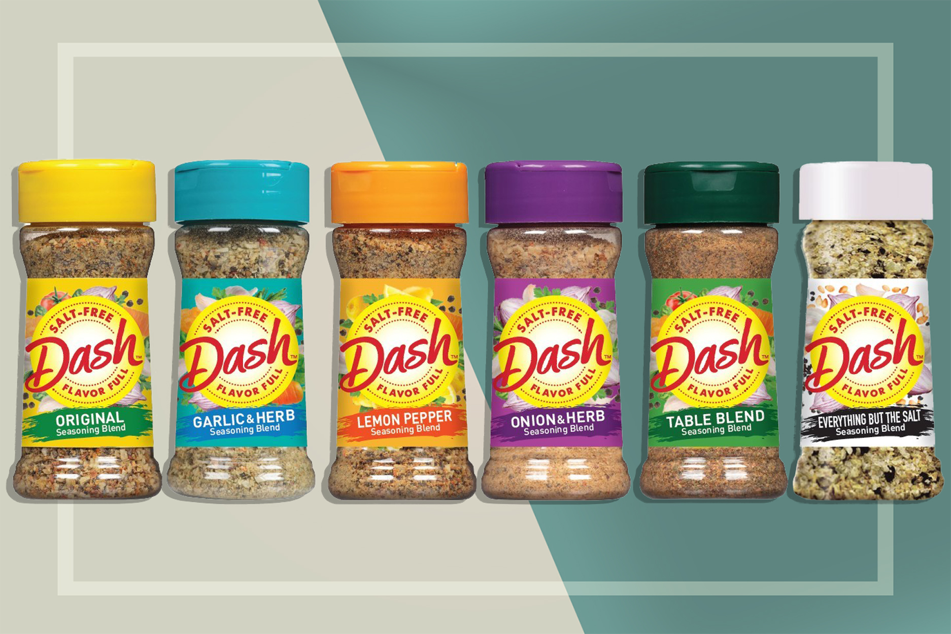 Mrs. Dash is now just Dash