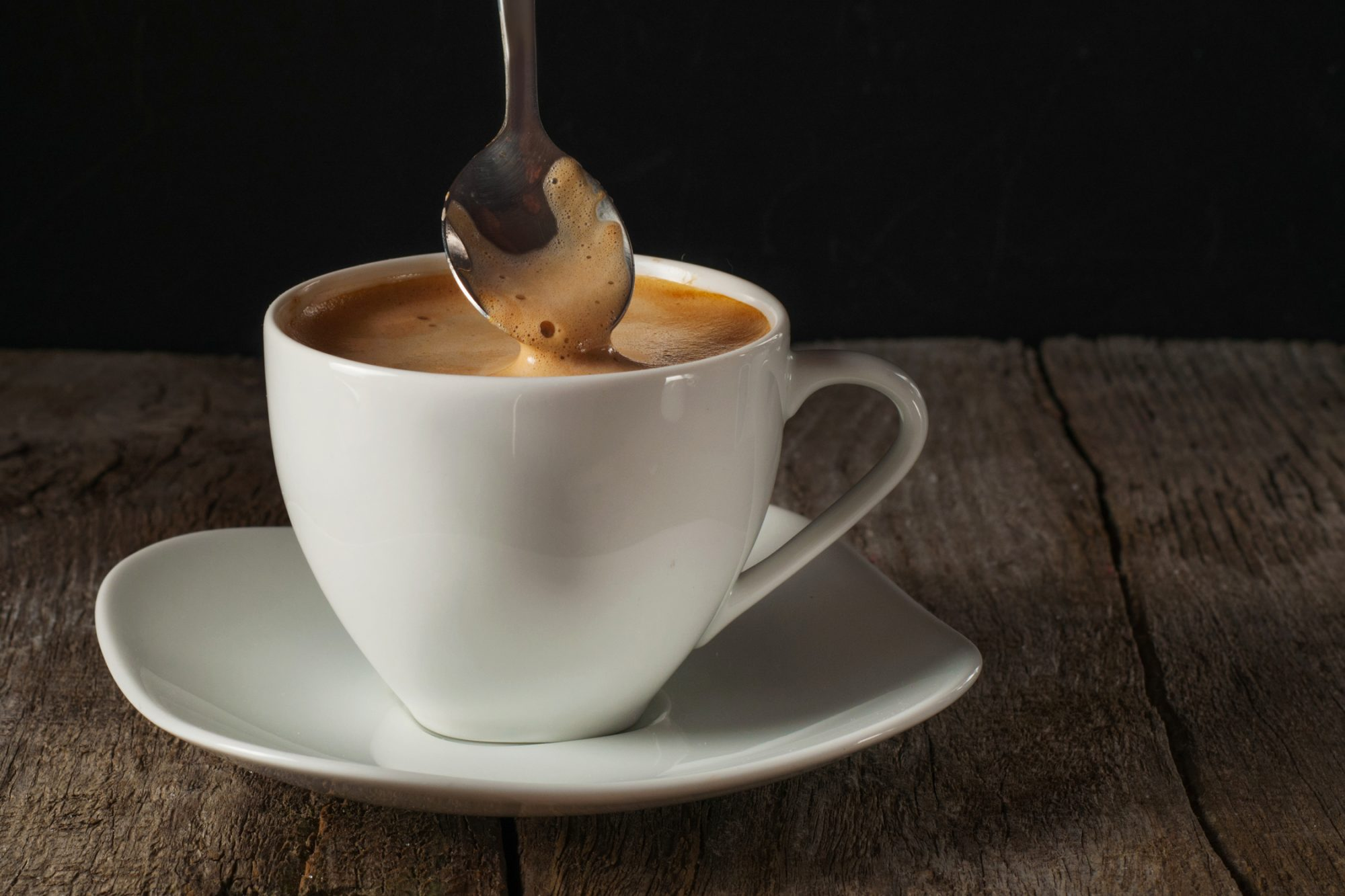 Why Coffee Experts Think You Should Scrape the Crema Off Your Espresso