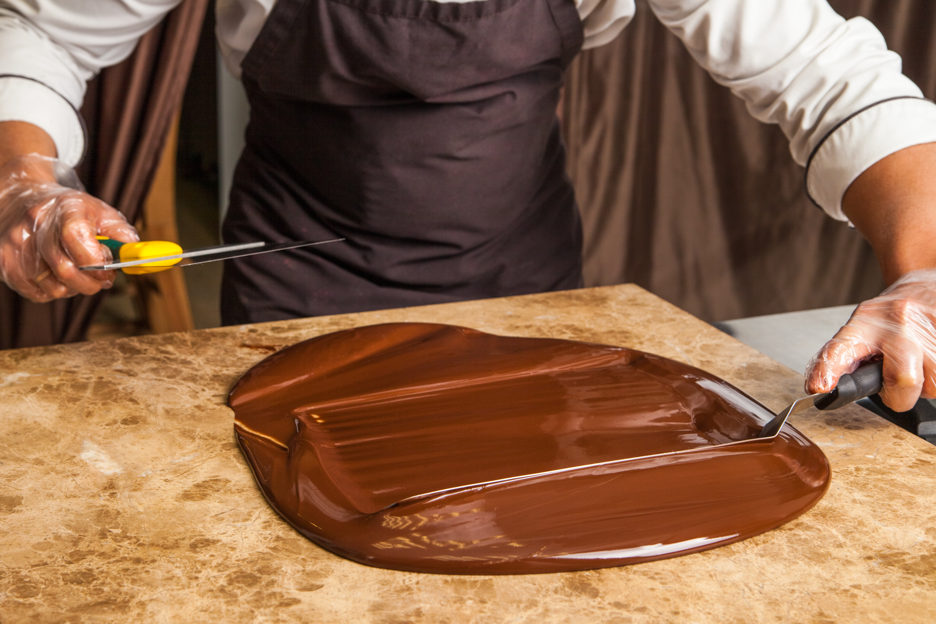 The Art of Tempering Chocolate