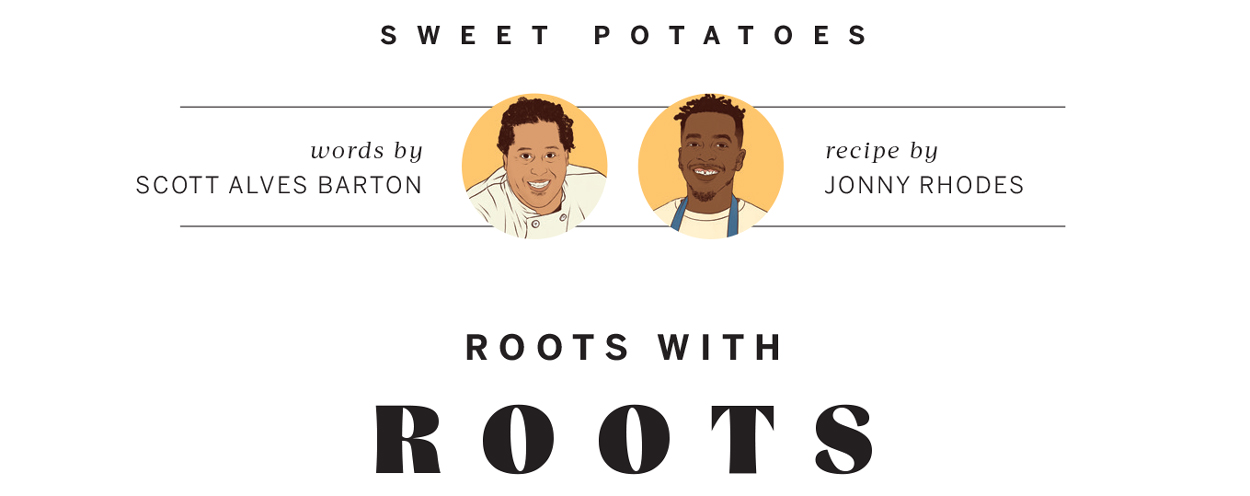Roots with Roots | Scott Alves Barton and Jonny Rhodes