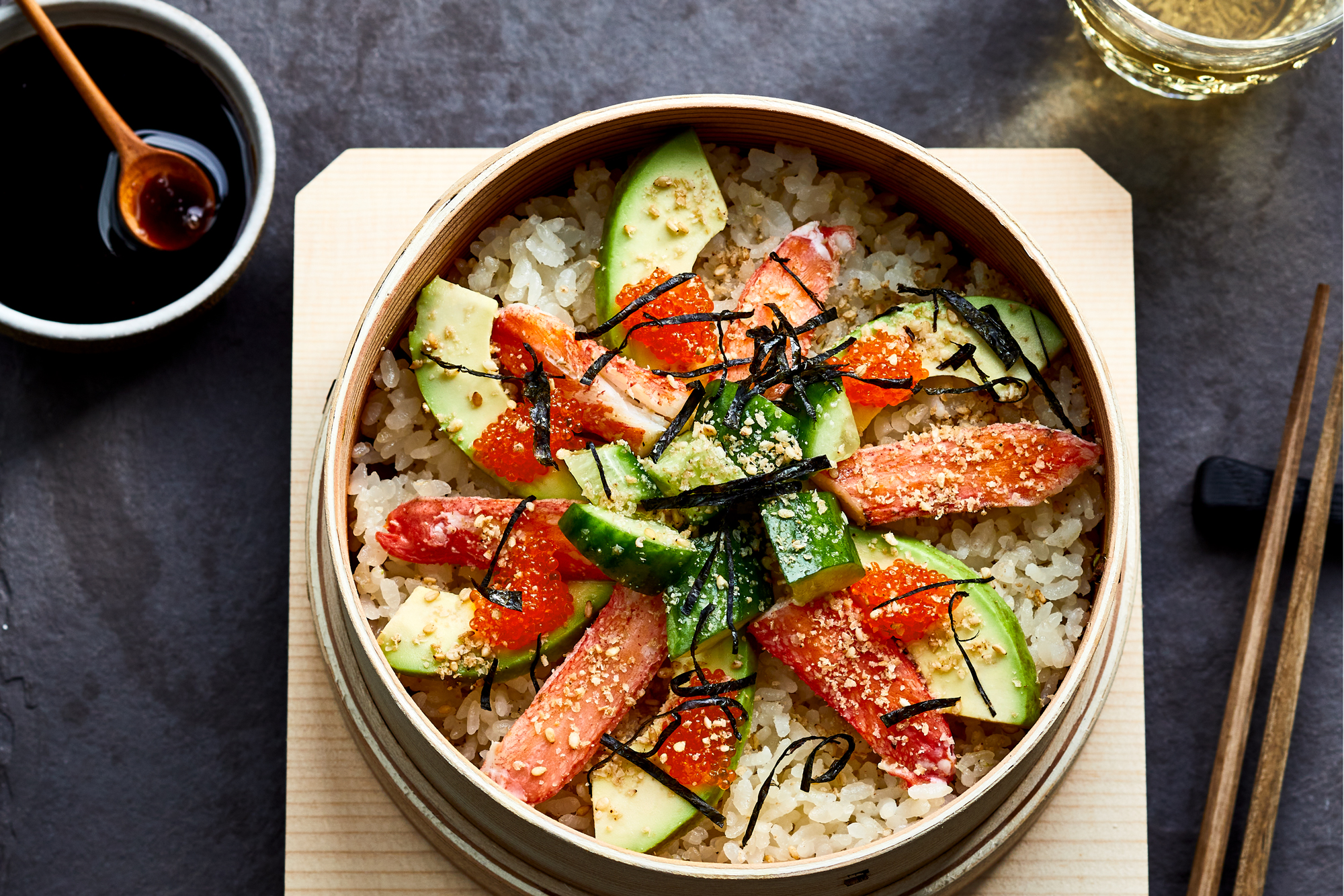 California Wappa Rice Bowls Recipe