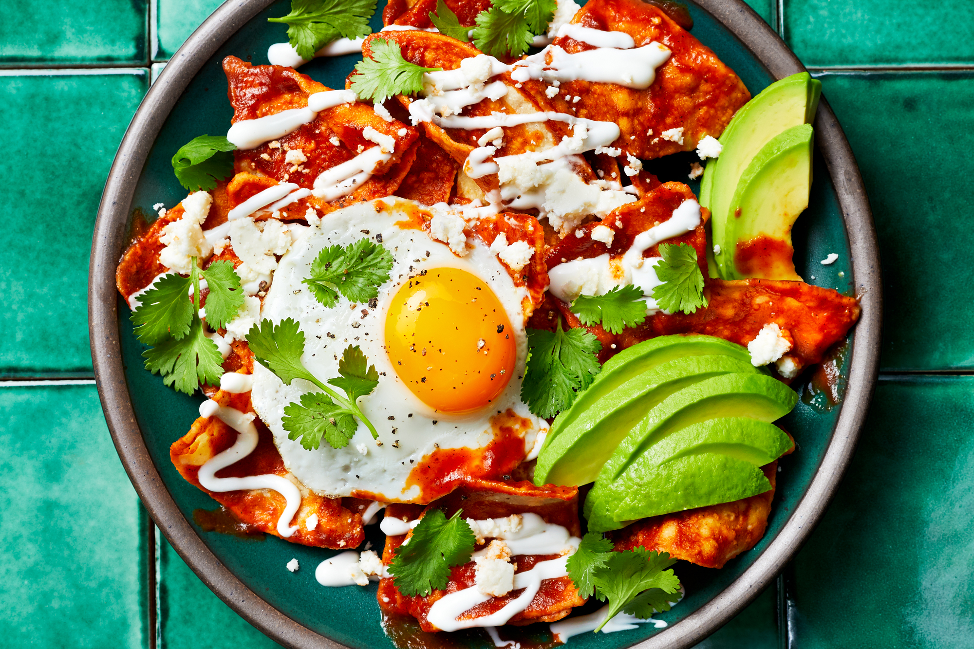 Chilaquiles Rojo Recipe