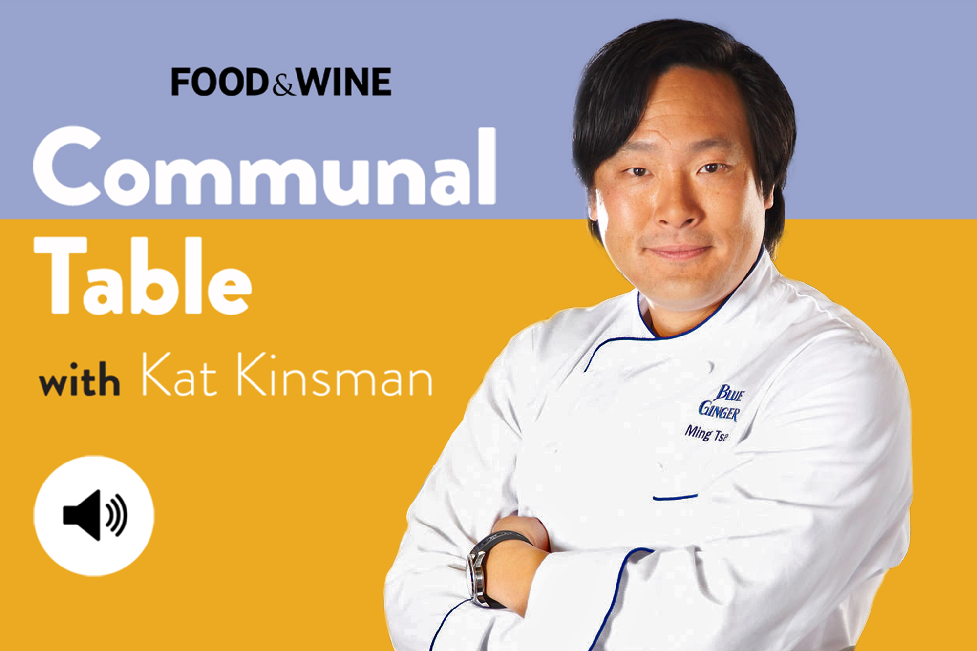 Communal Table with Kat Kinsman featuring Ming Tsai