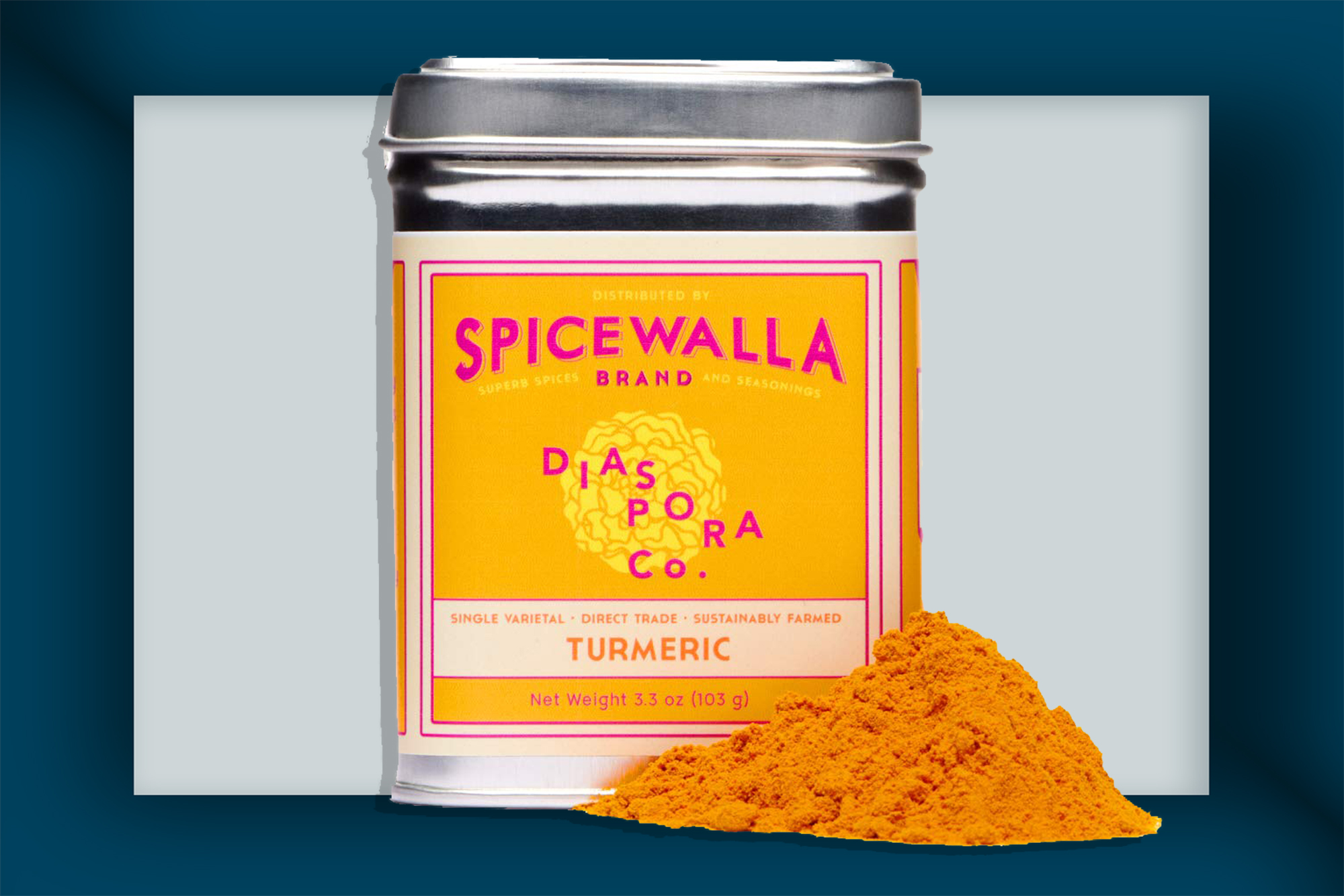 Essential Kitchen Spices | Ground Turmeric