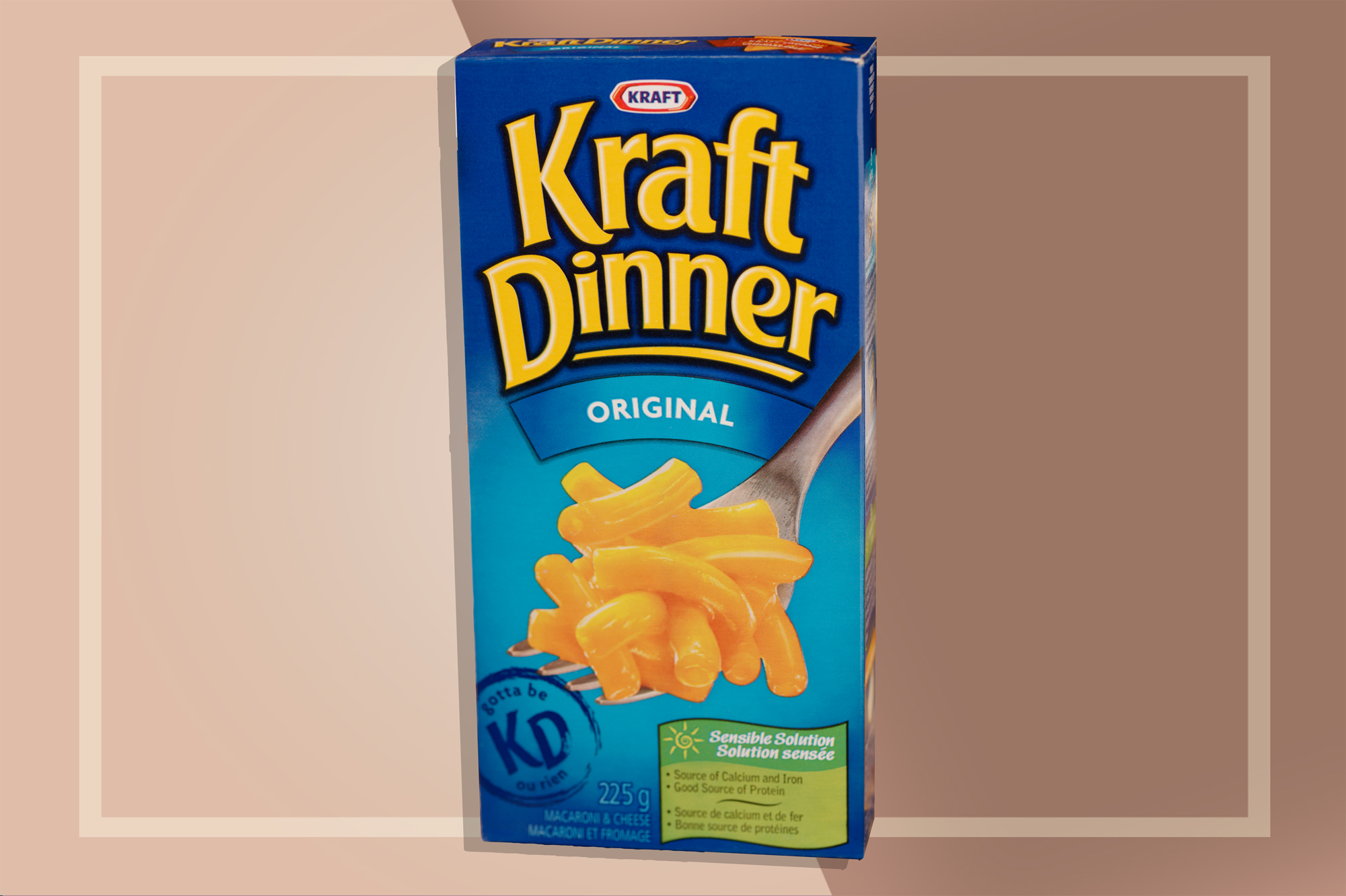 Canadians Stockpile Kraft Dinner