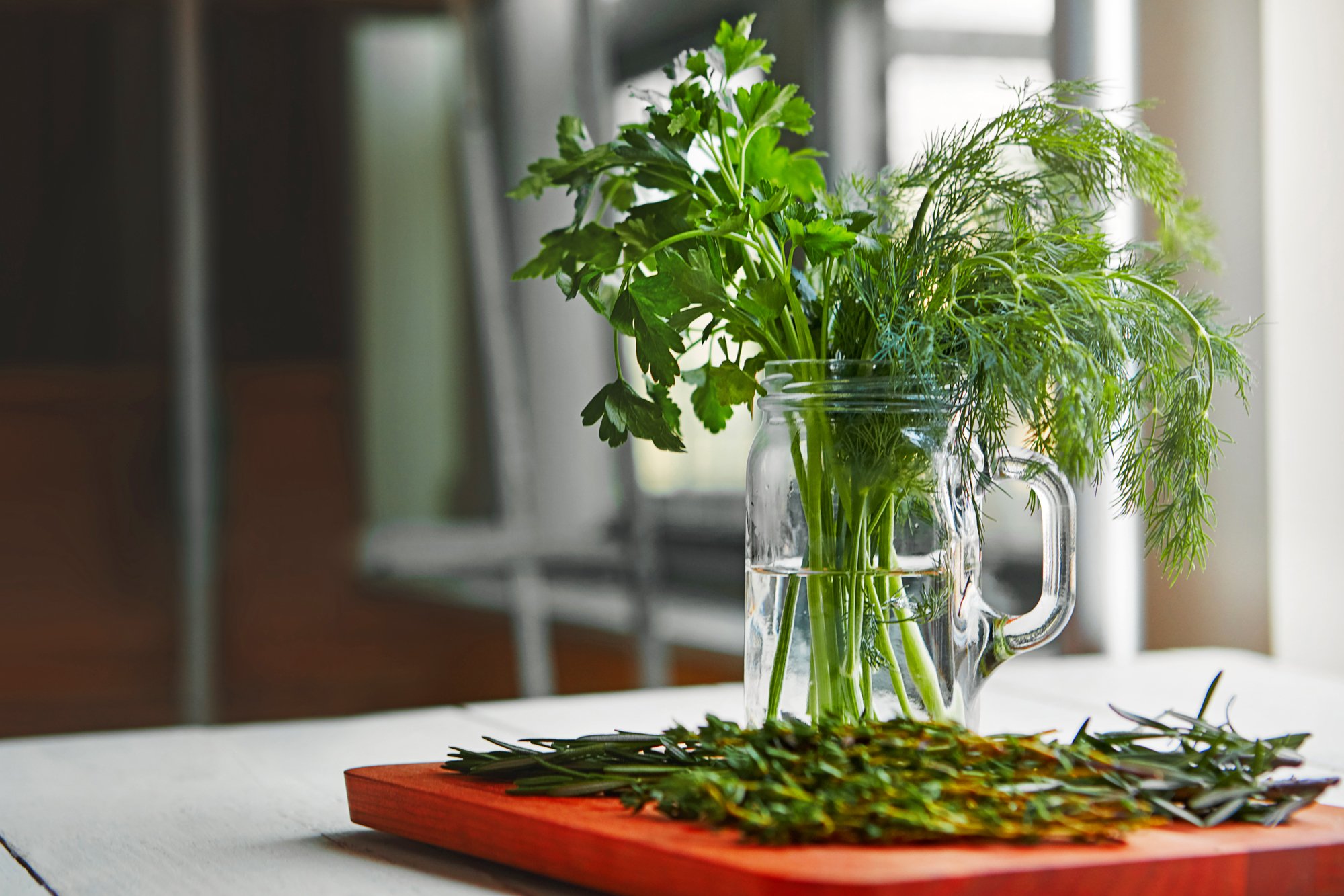 The Best Way To Store Herbs To Make Them Last