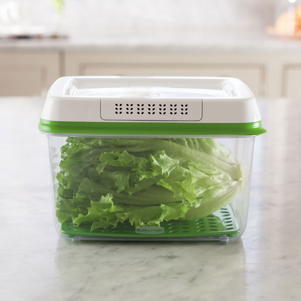 Rubbermaid FreshWorks container