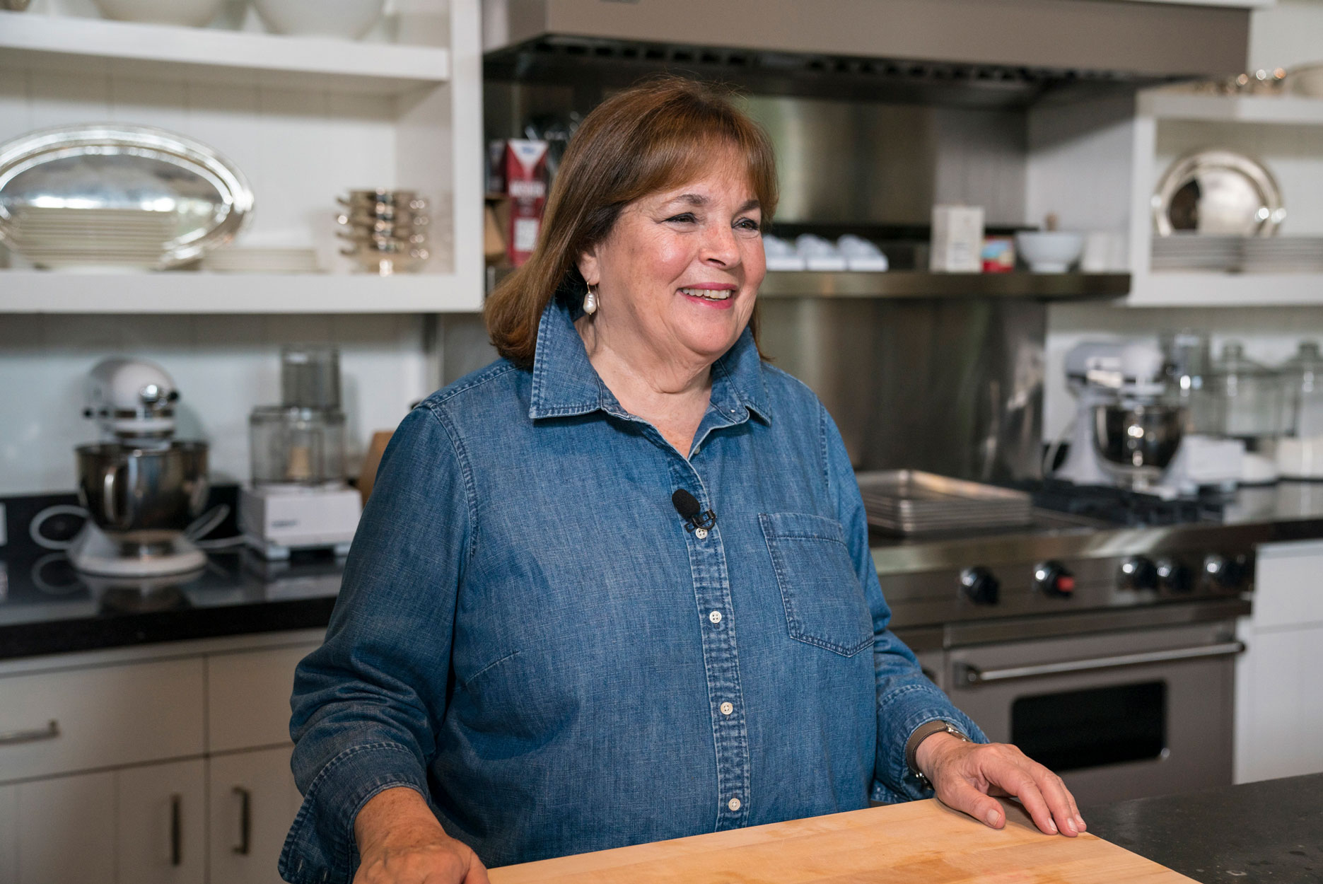Ina garten freezer tips