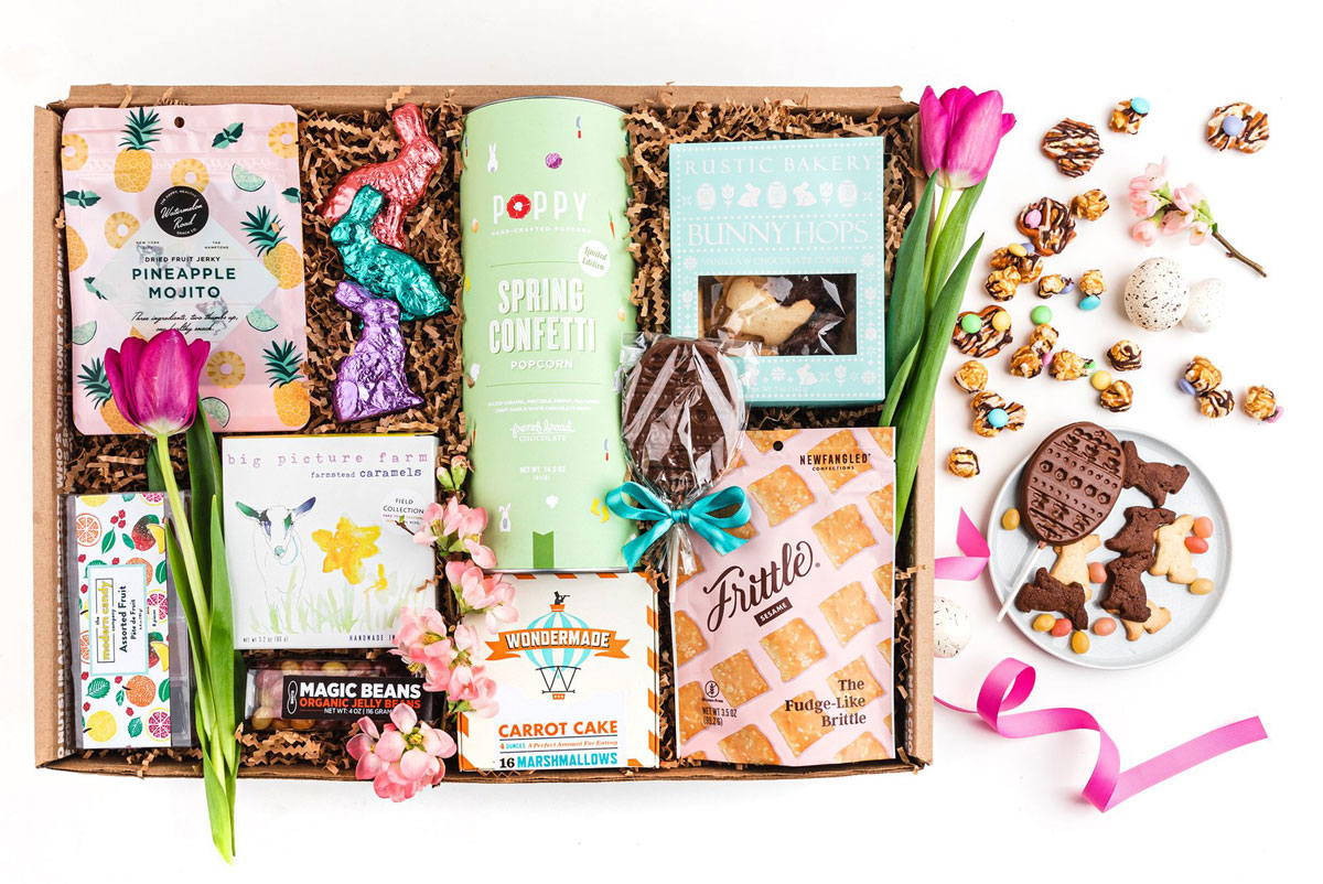 mouth easter gift box