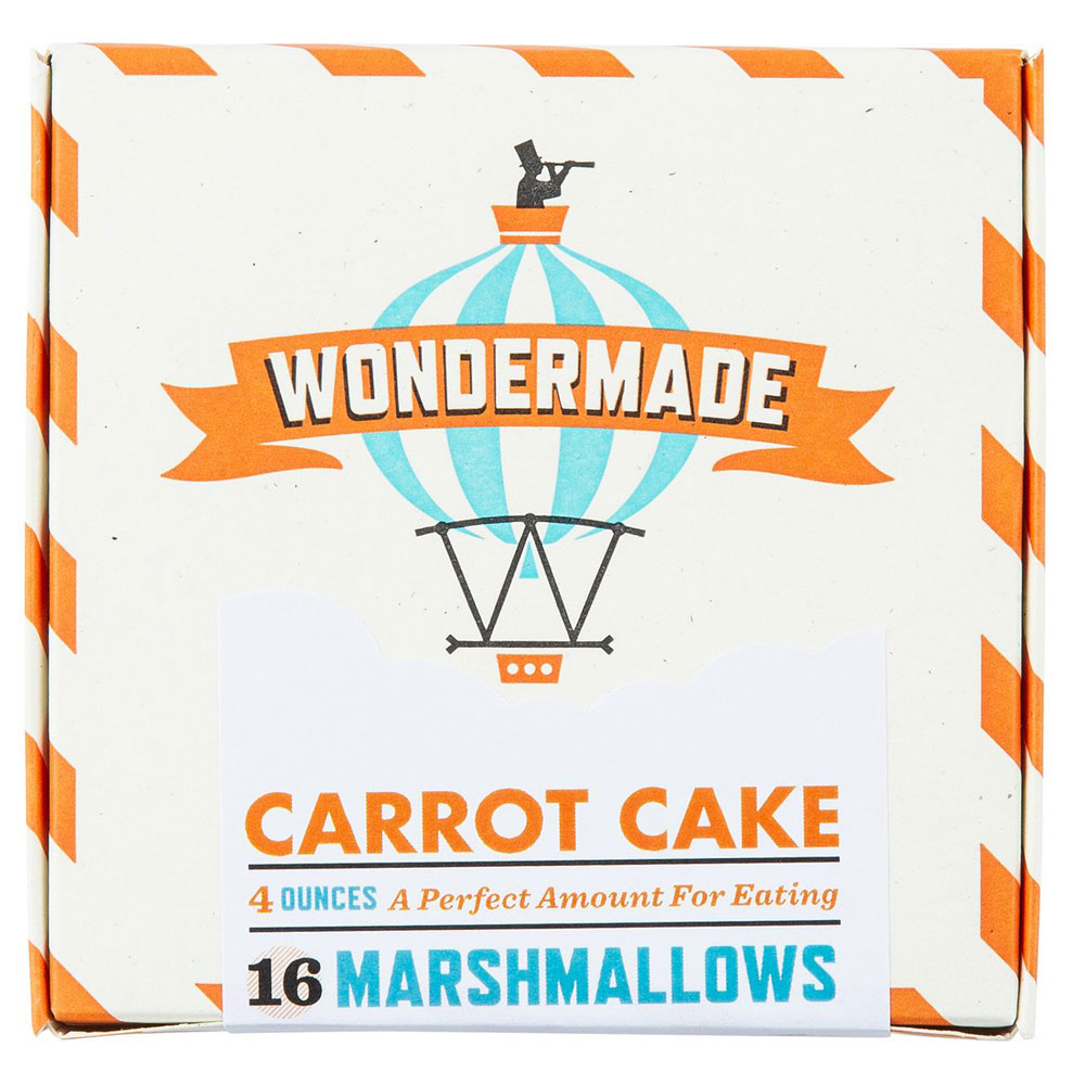 mouth carrot cake marshmallows
