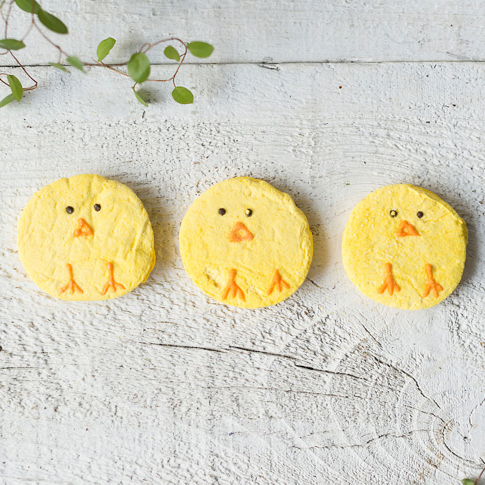 marshmallow chicks easter