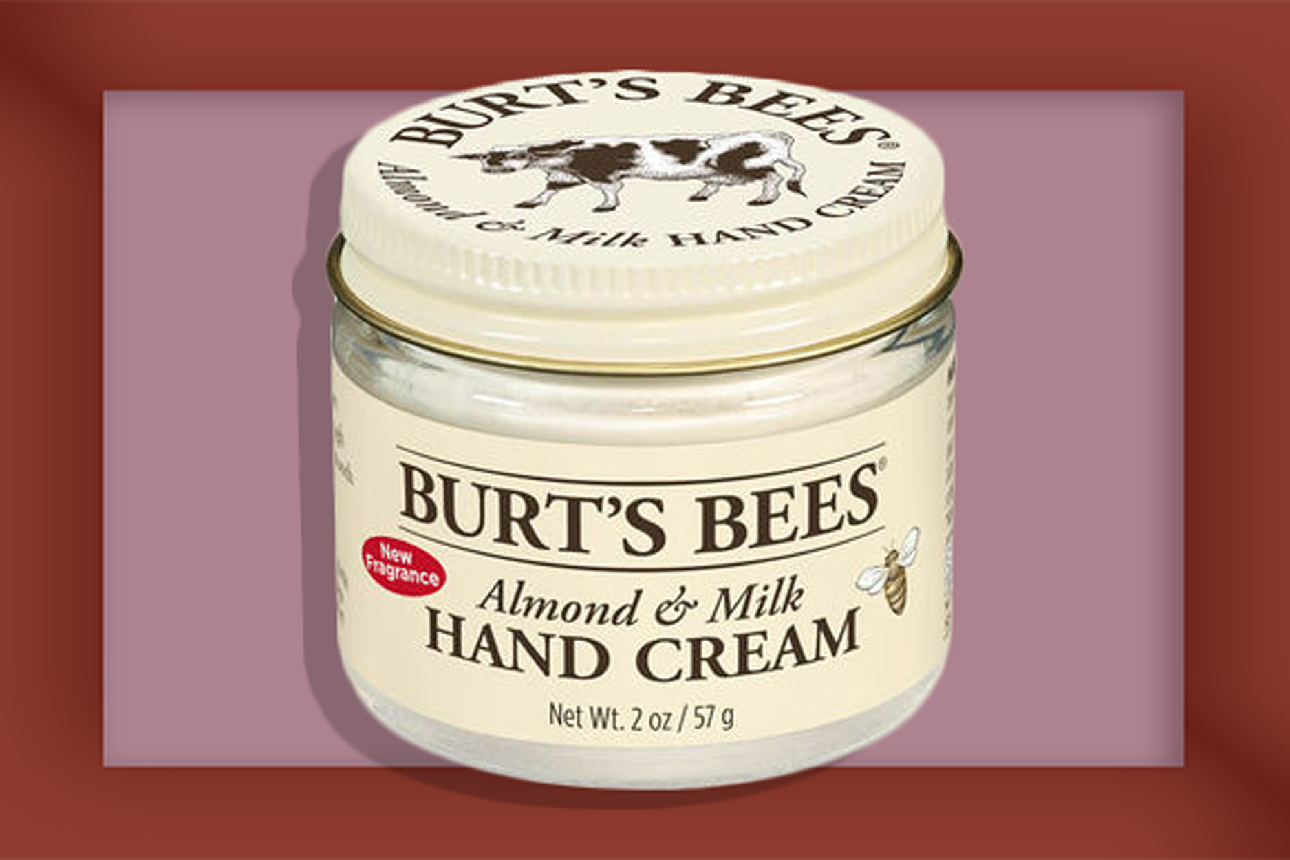 Hand Cream Burt's Bees Almond Milk