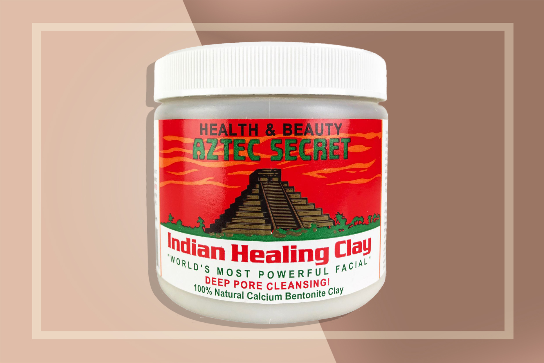 Hand Cream Indian Healing Clay