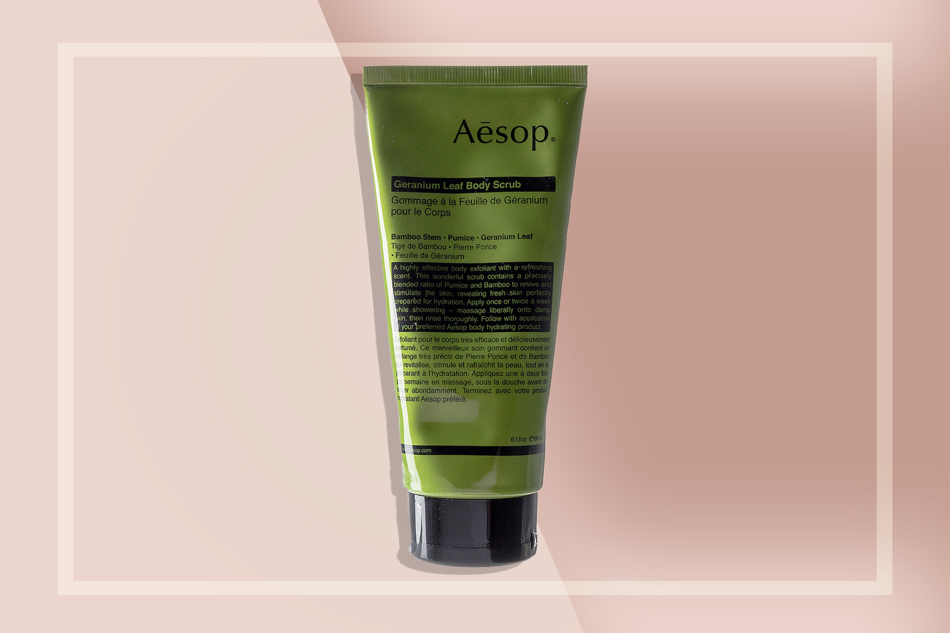 Hand Cream Aesop Body Scrub