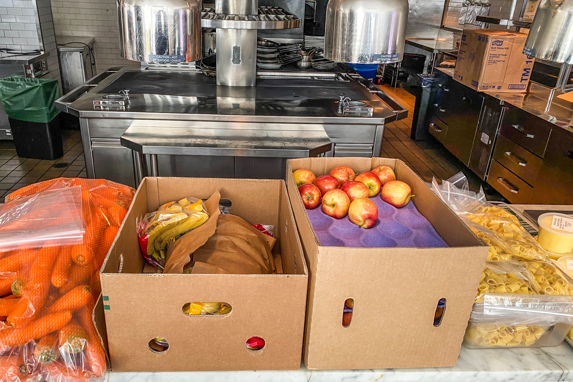 Restaurants Become Relief Kitchens | Pantry At Irvington